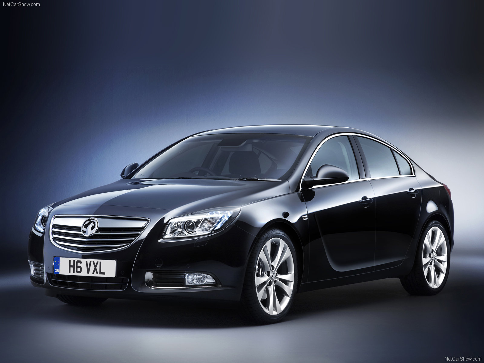 New vauxhall insignia pictures