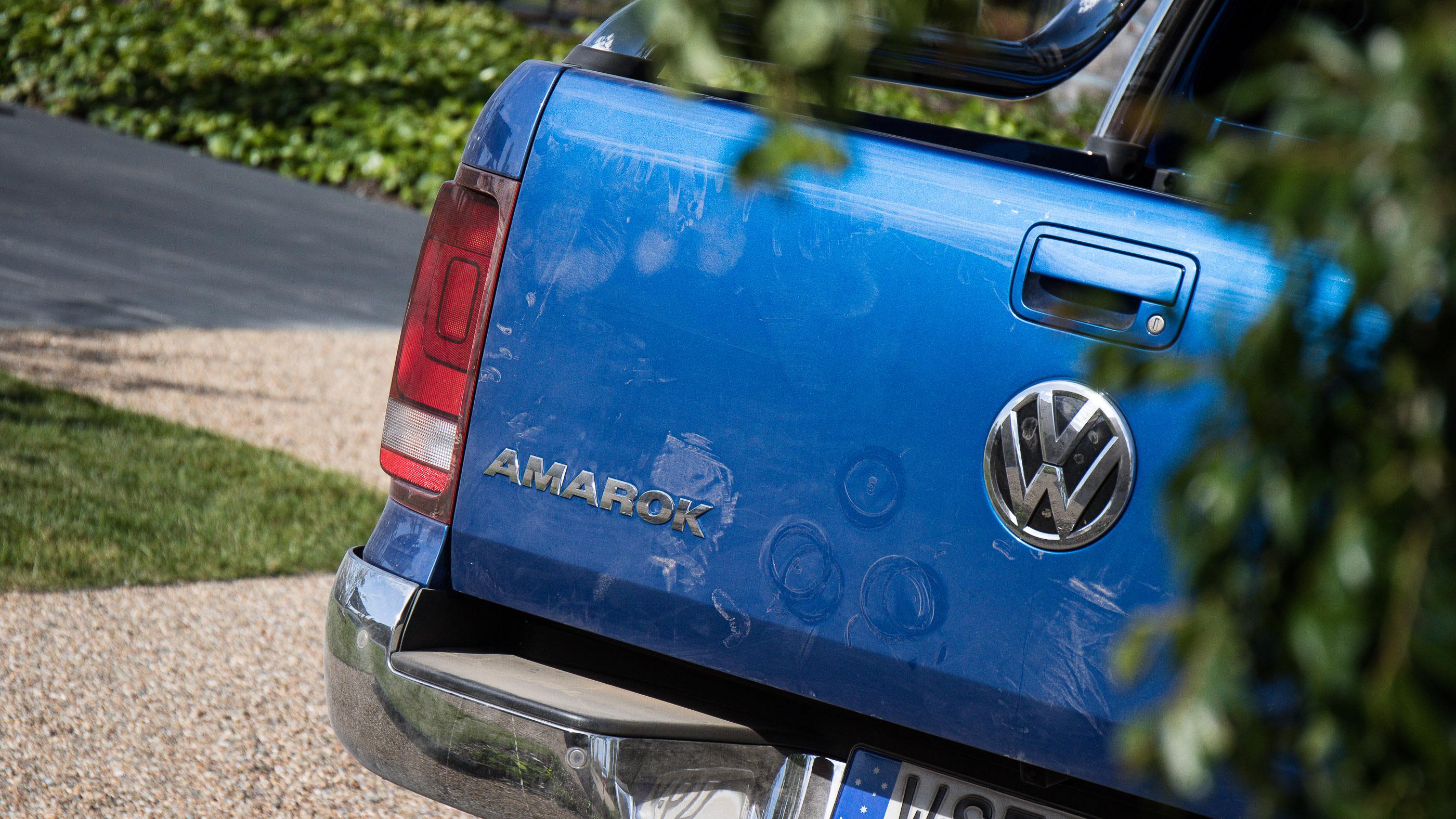 Volkswagen Amarok photo 171722