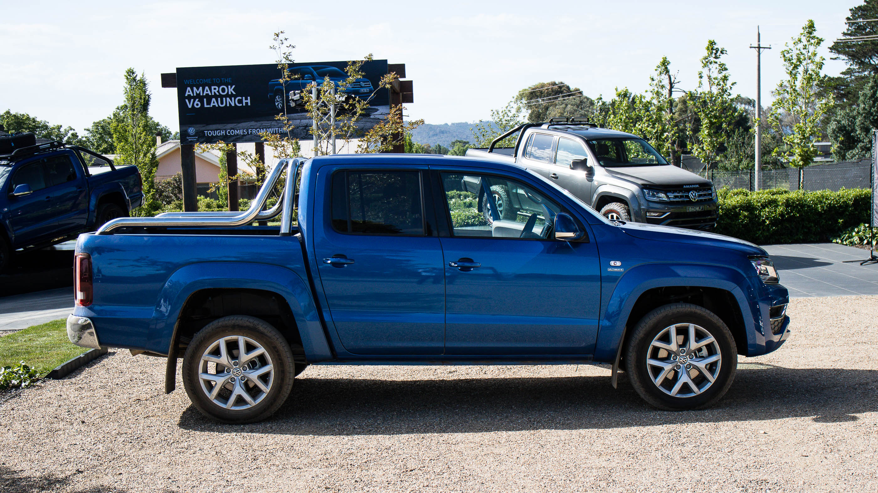 Volkswagen Amarok photo 171723