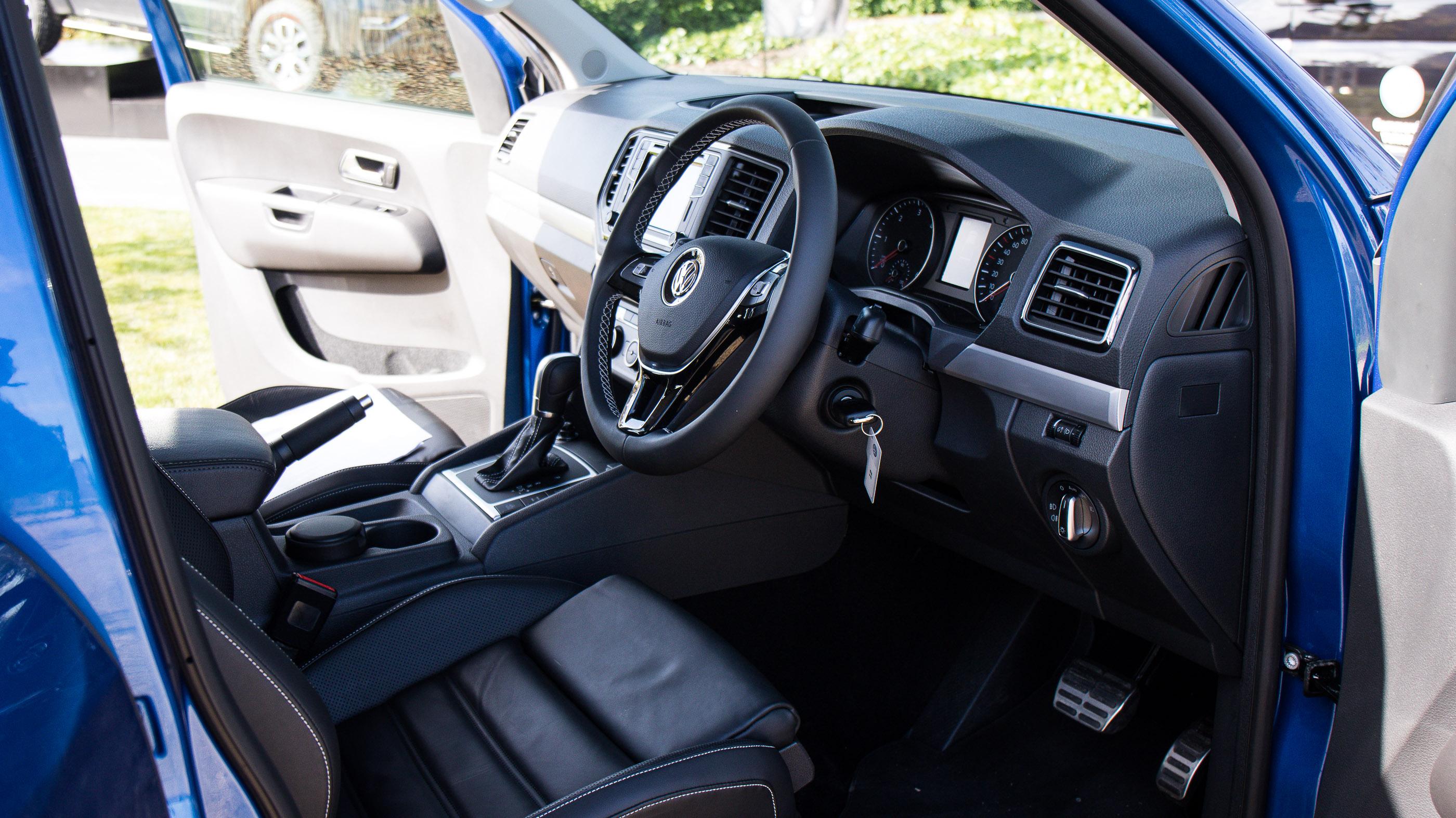 Volkswagen Amarok photo 171724