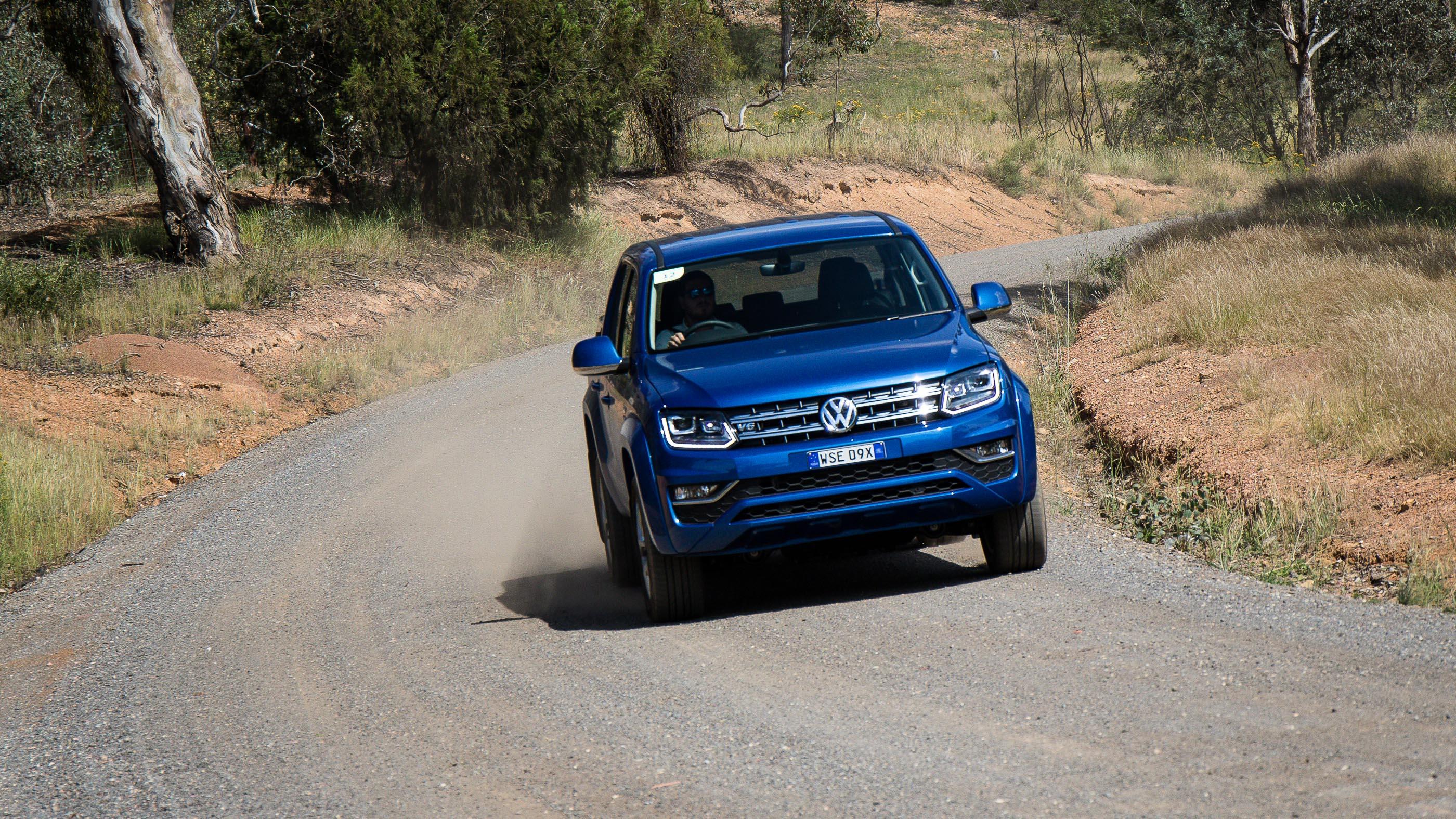 Volkswagen Amarok photo 171730