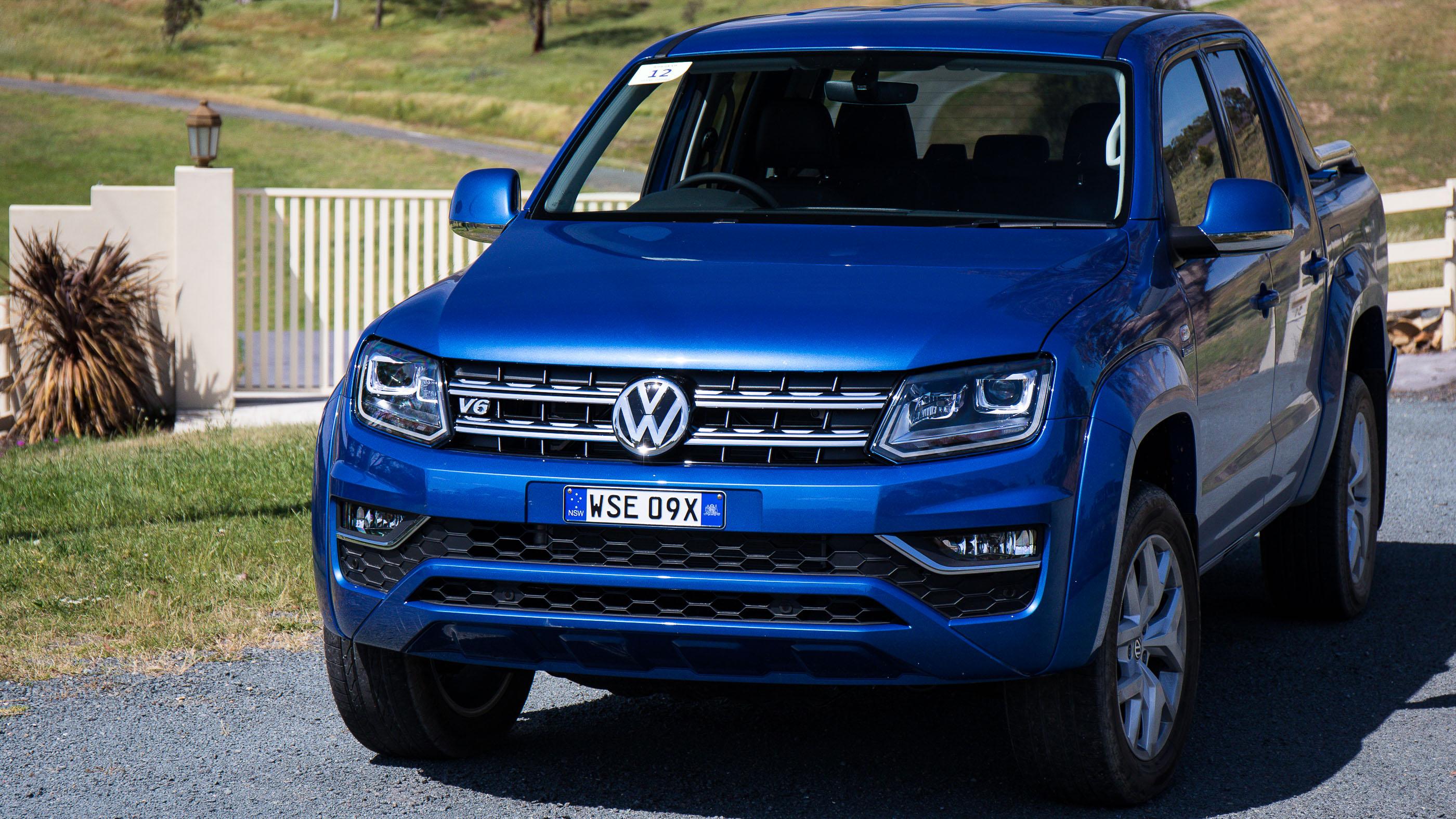 Volkswagen Amarok photo 171738