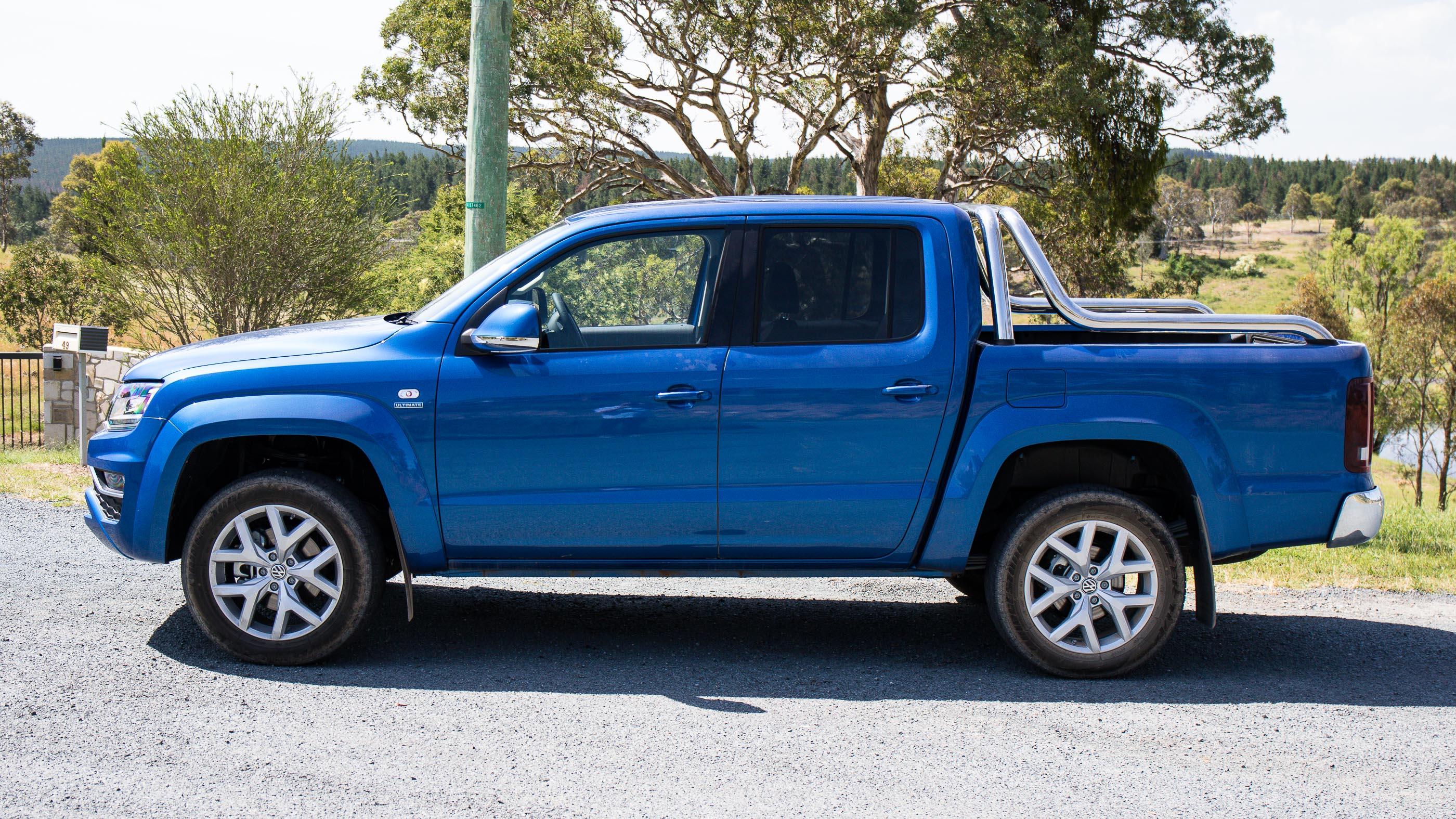 Volkswagen Amarok photo 171740