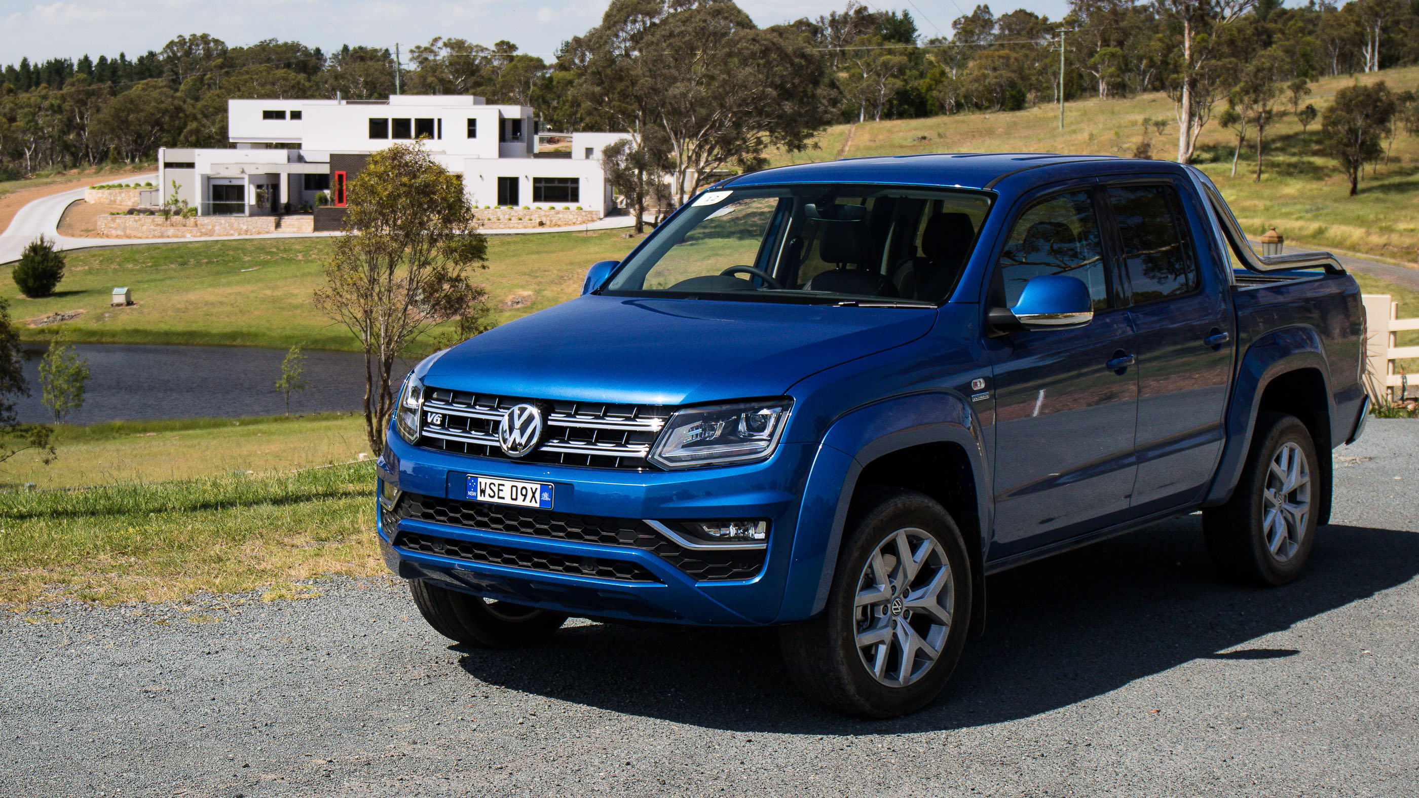 Volkswagen Amarok photo 171741