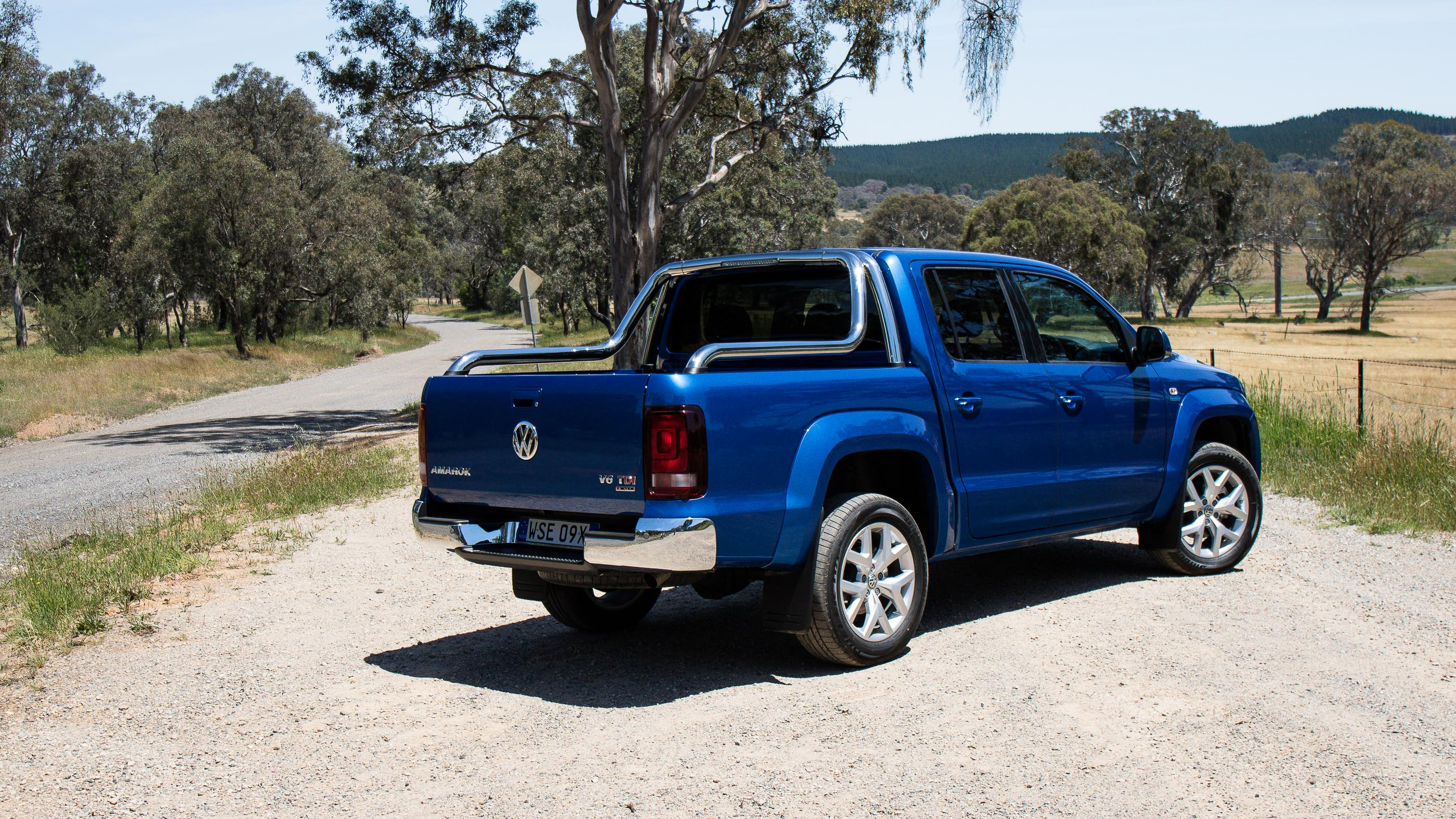 Volkswagen Amarok photo 171756