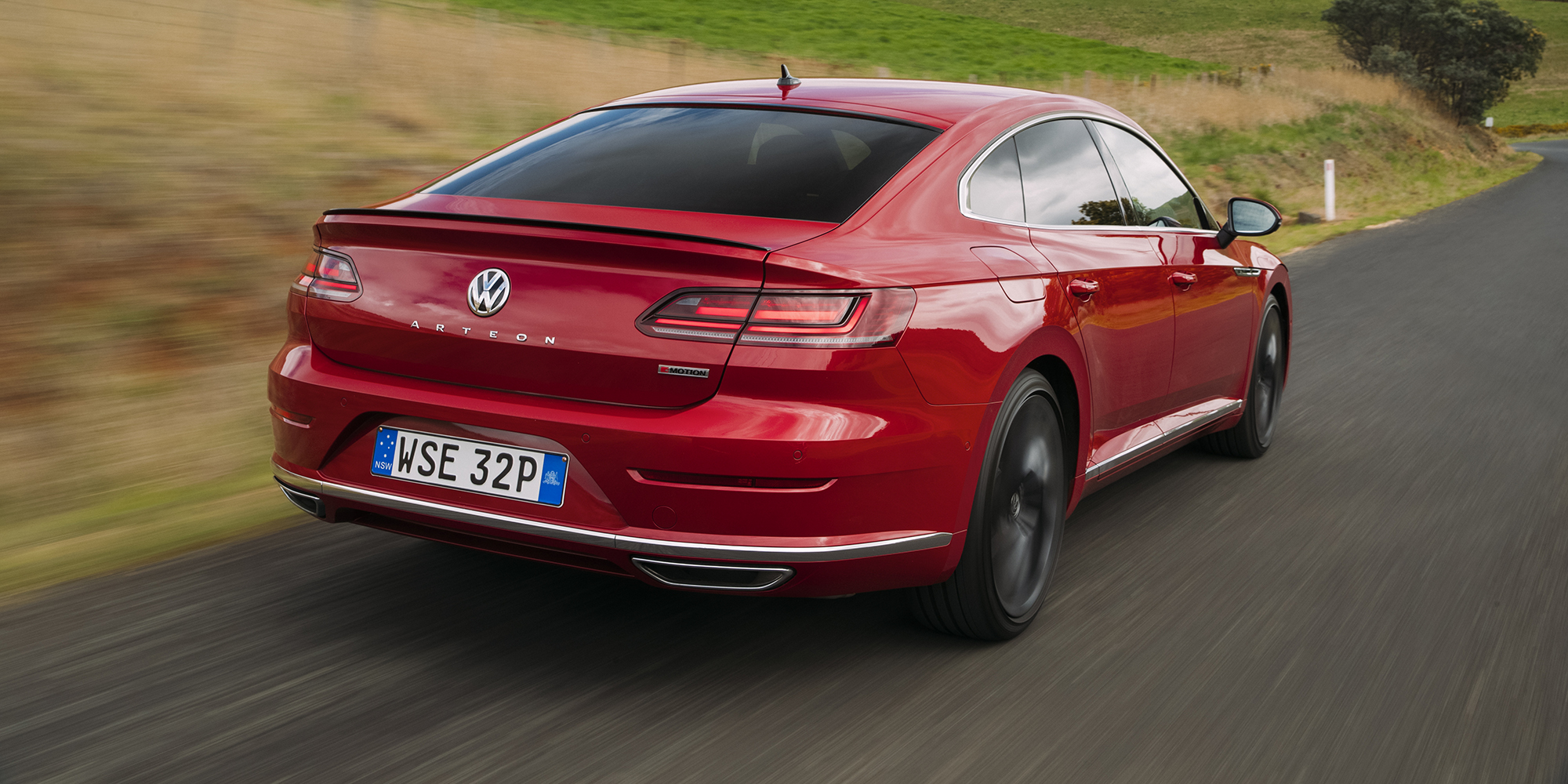 Volkswagen Arteon photo 183119