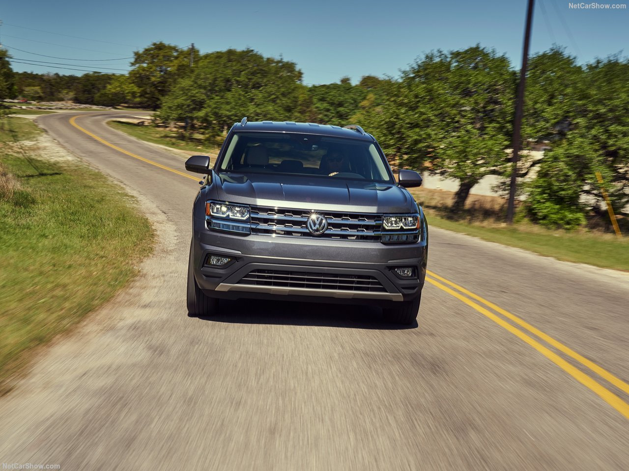 Volkswagen Atlas photo 176419