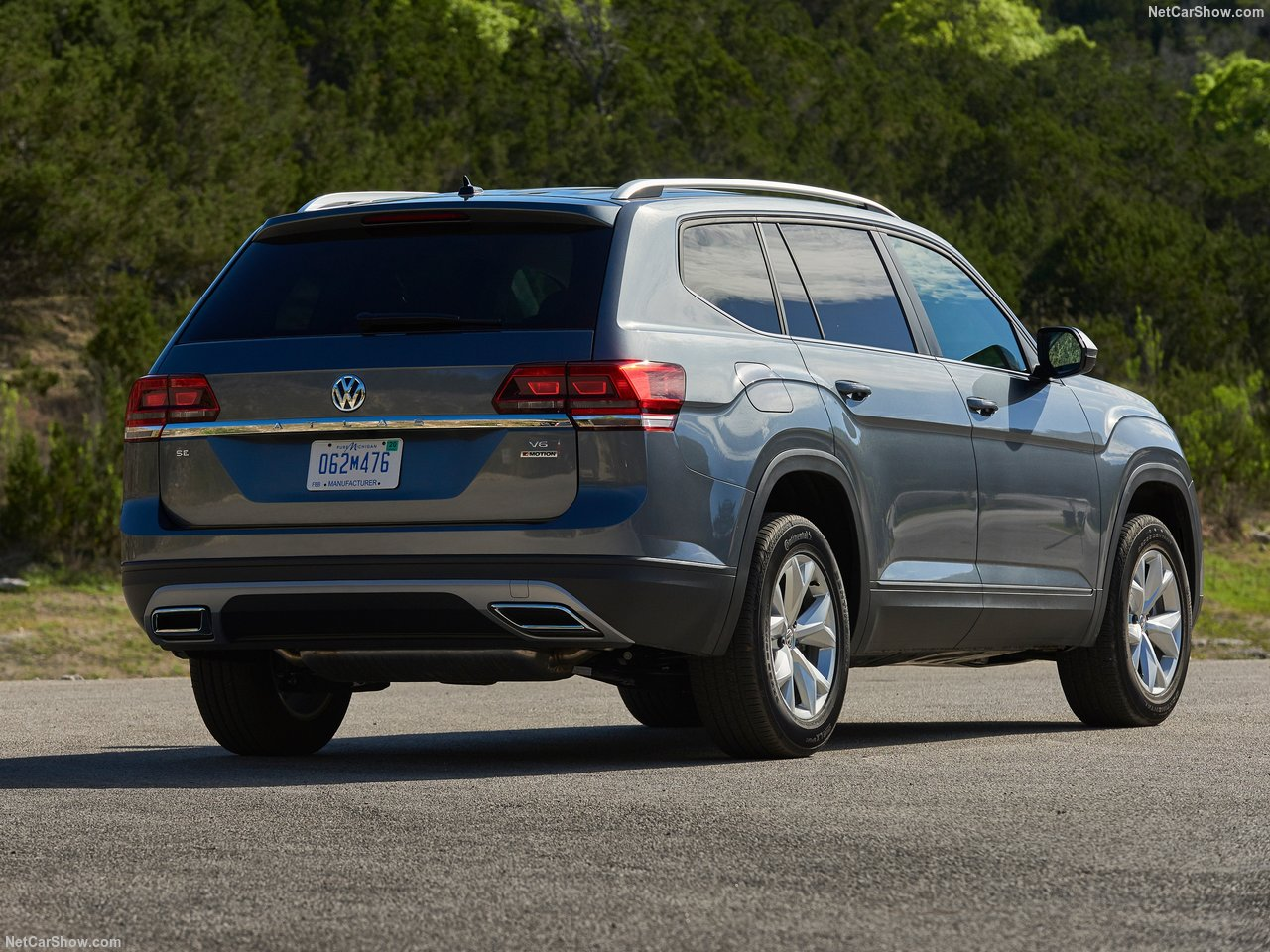 Volkswagen Atlas photo 176421