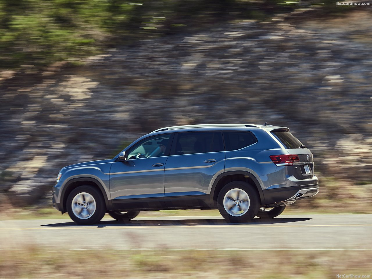 Volkswagen Atlas photo 176435