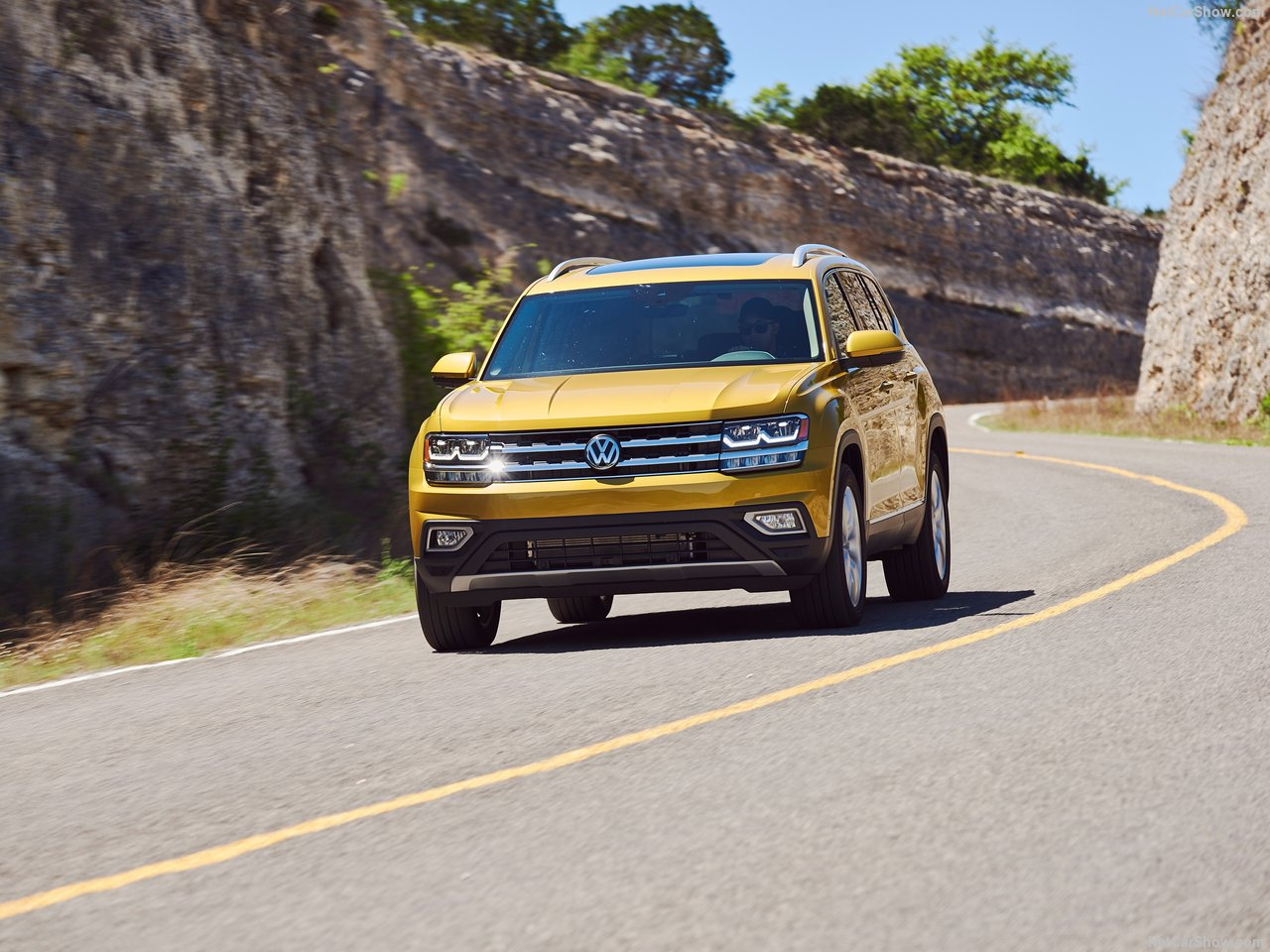 Volkswagen Atlas photo 176440
