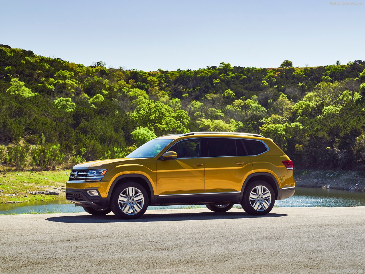 Volkswagen Atlas photo 176441
