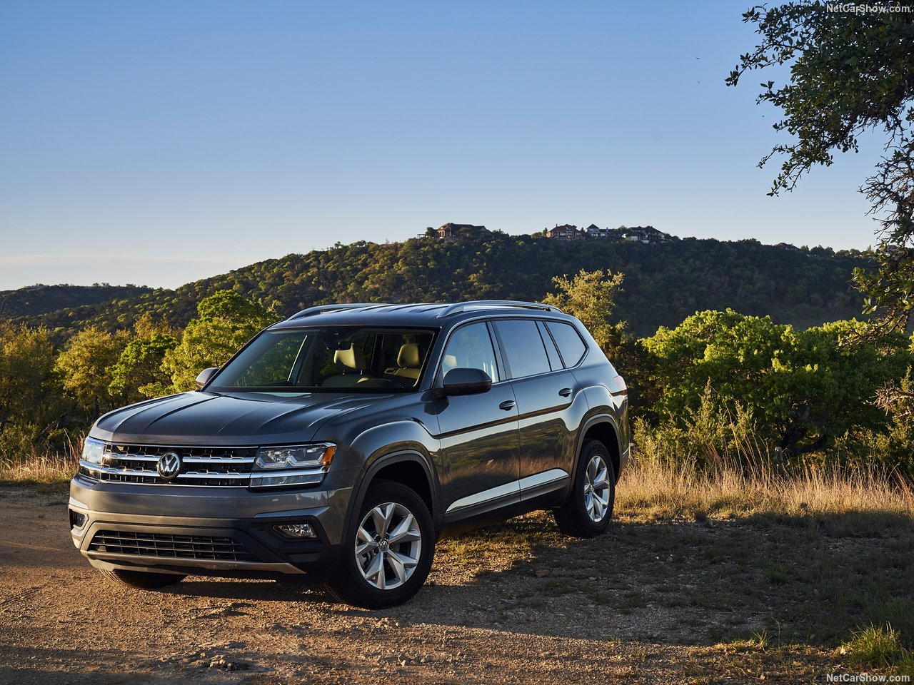 Volkswagen Atlas photo 176442