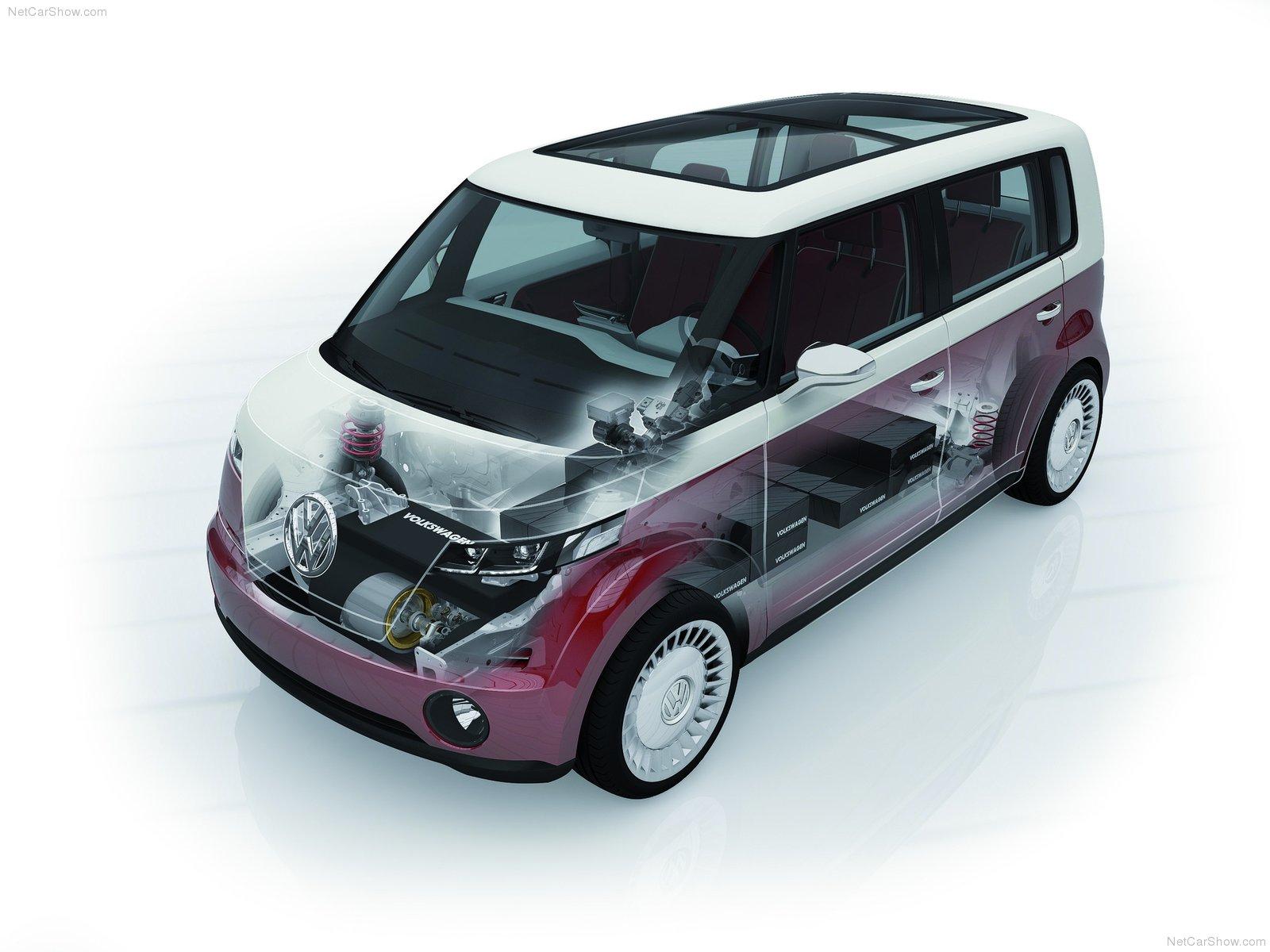 Volkswagen Bulli Concept Car