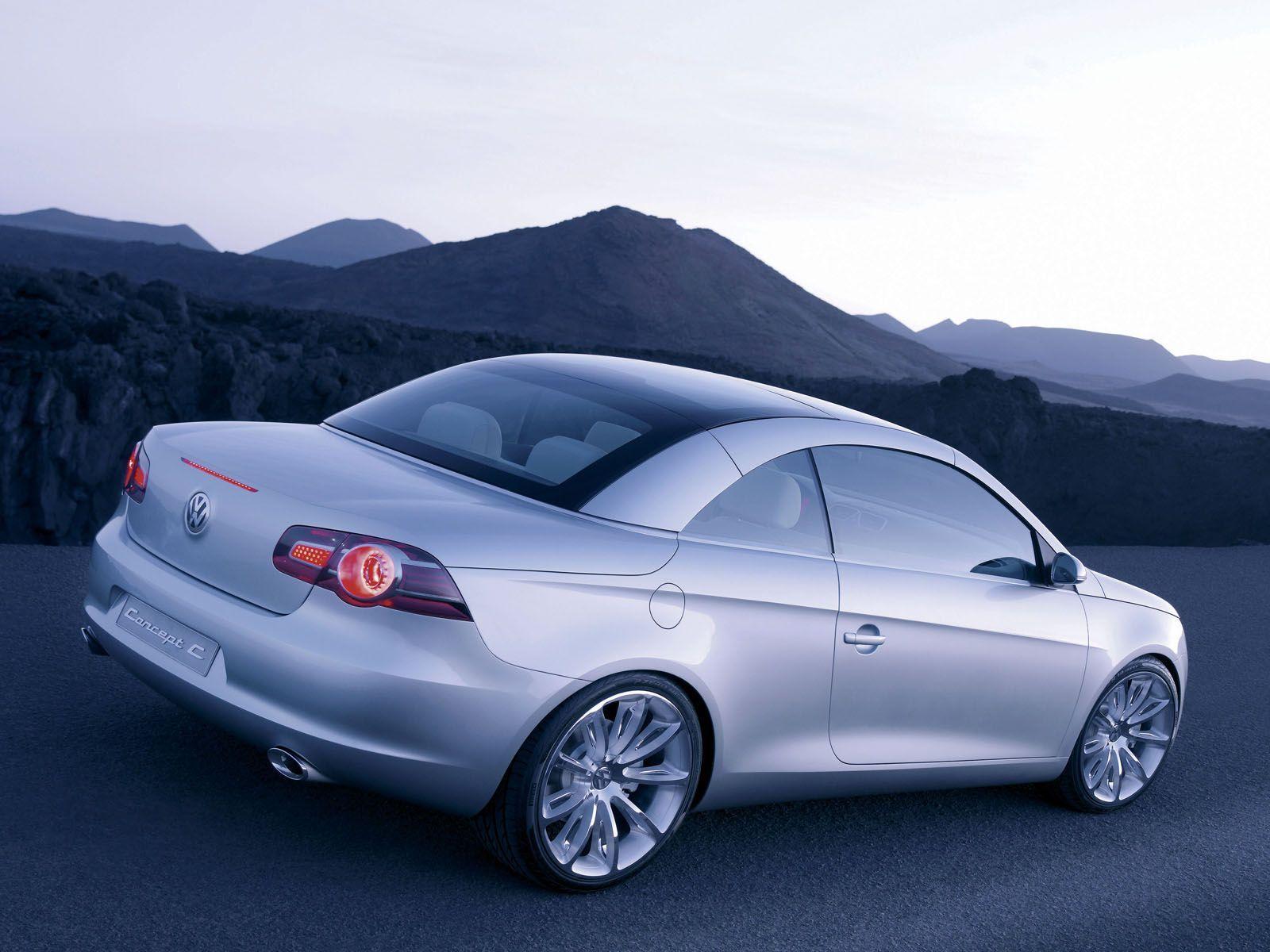 Volkswagen C concept