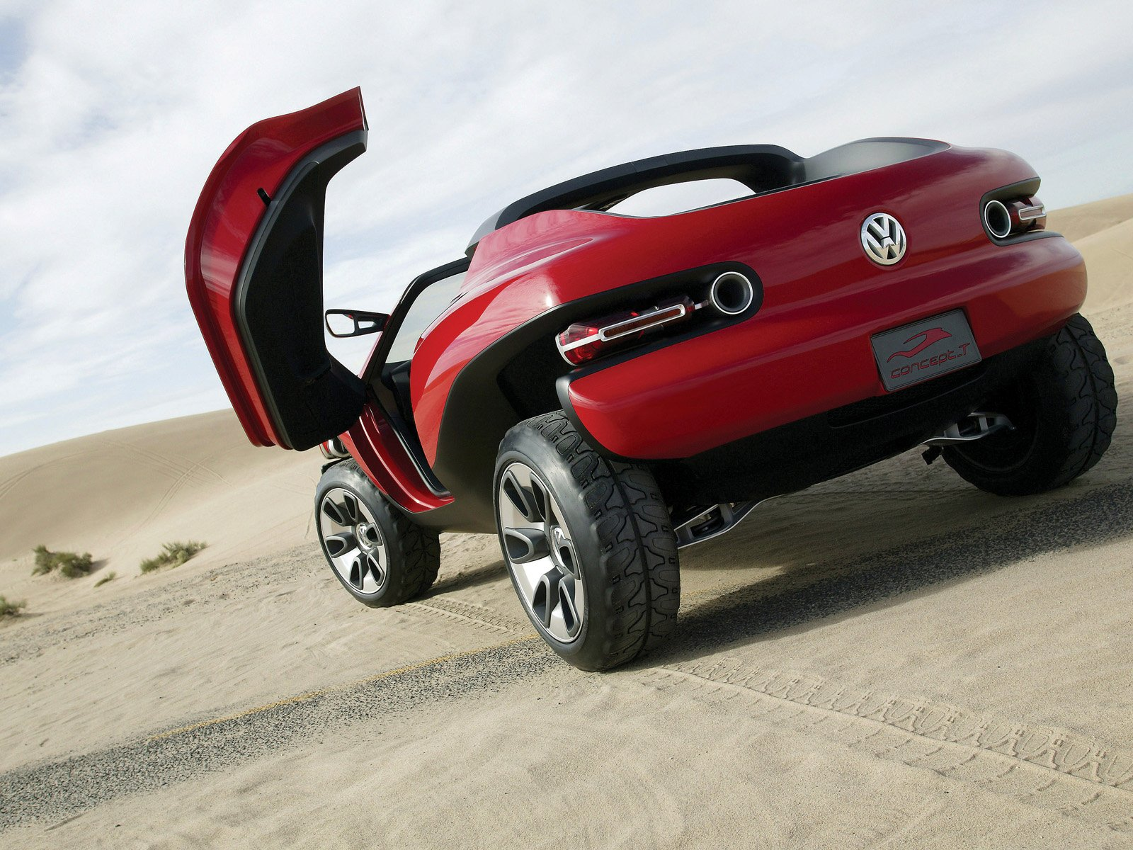 Volkswagen Concept T photos - PhotoGallery with 13 pics ...