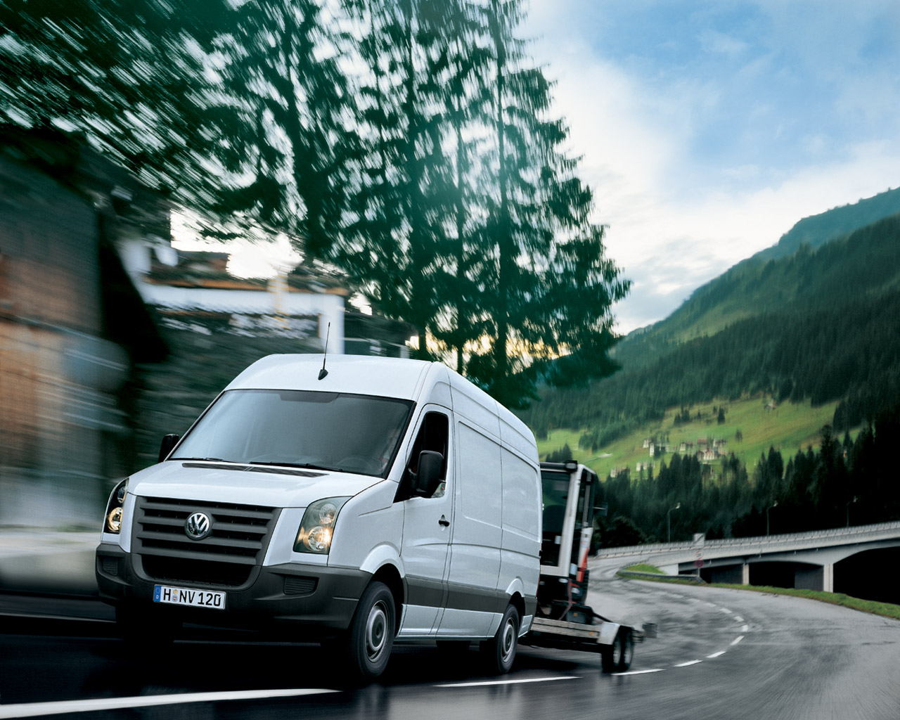 Volkswagen Crafter photos - PhotoGallery with 22 pics| CarsBase.com