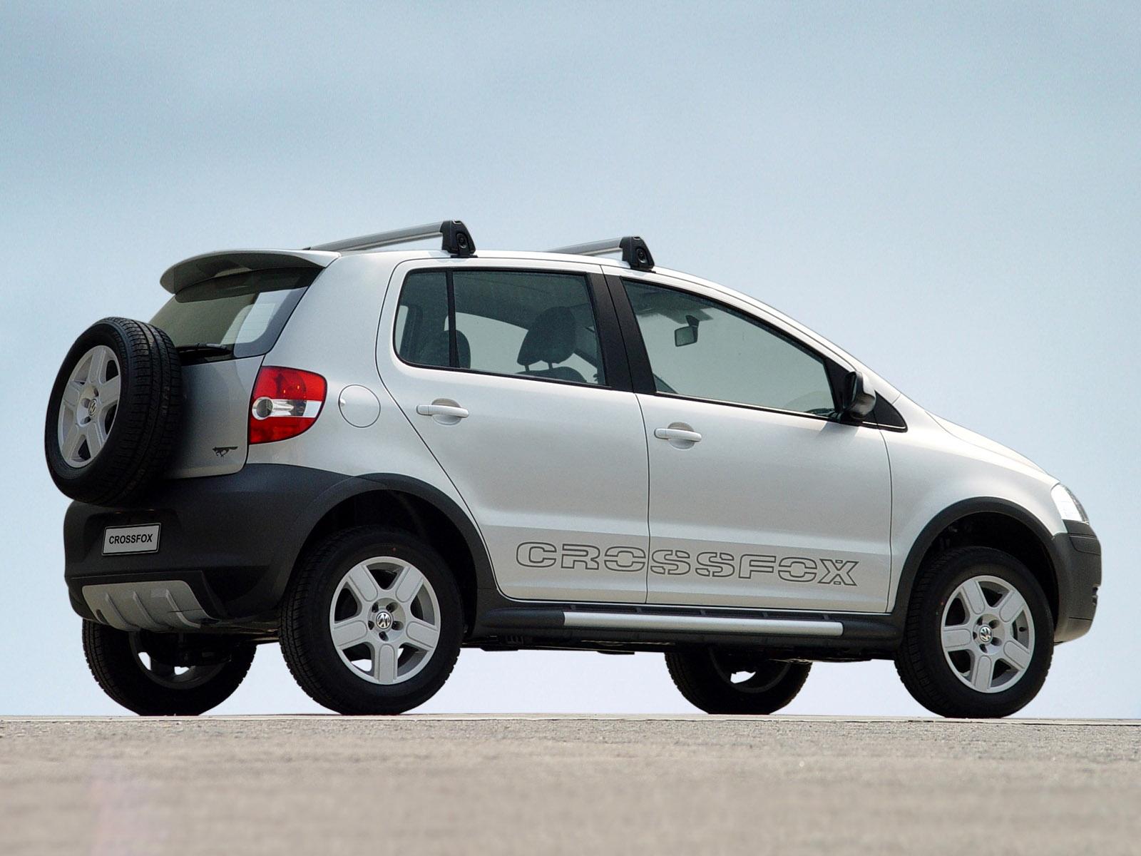 Volkswagen CrossFox photos - PhotoGallery with 6 pics ...