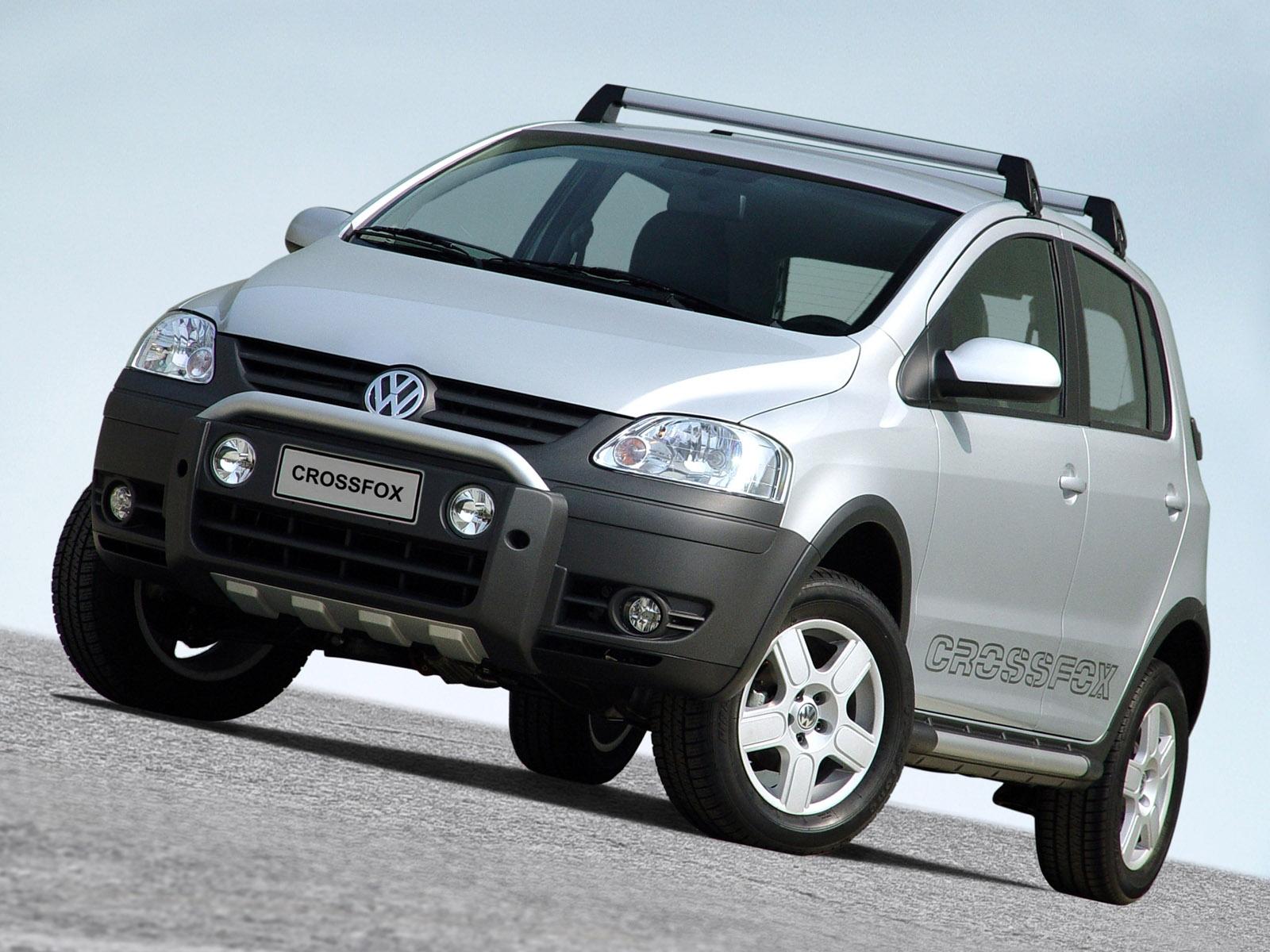 Volkswagen Crossfox Photos Photogallery With 6 Pics