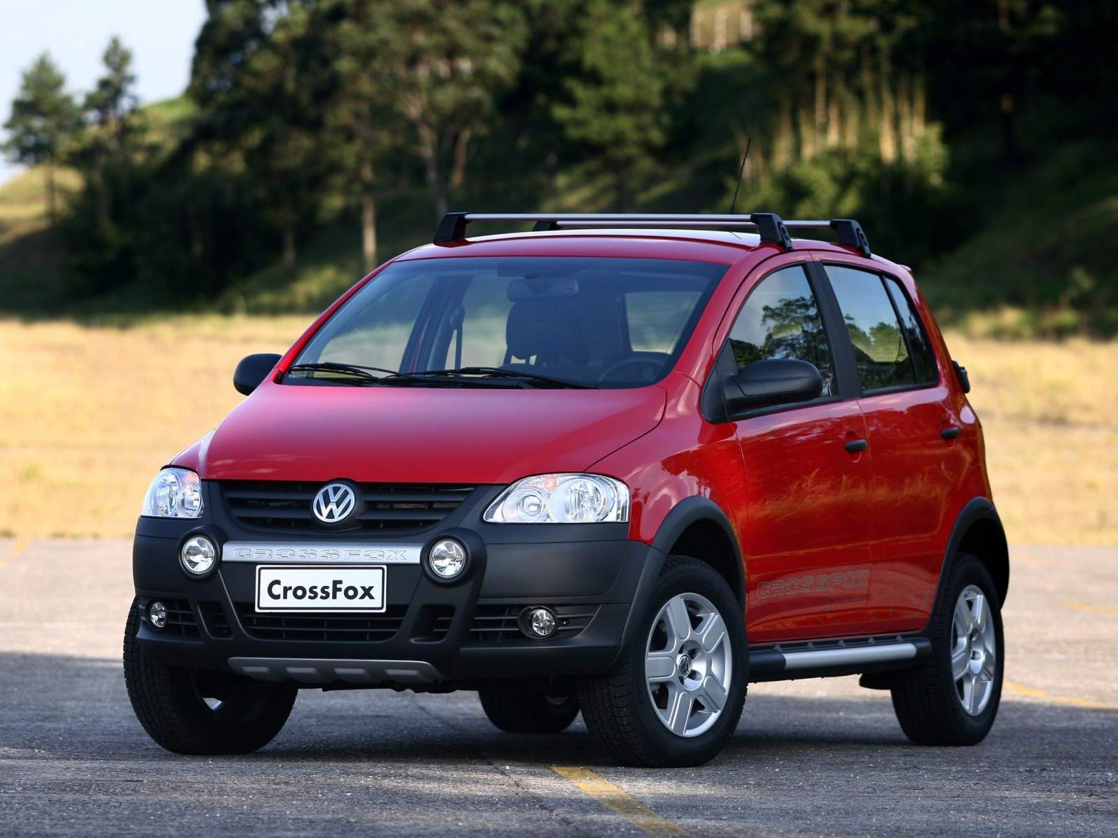 Volkswagen CrossFox picture # 60067 | Volkswagen photo ...