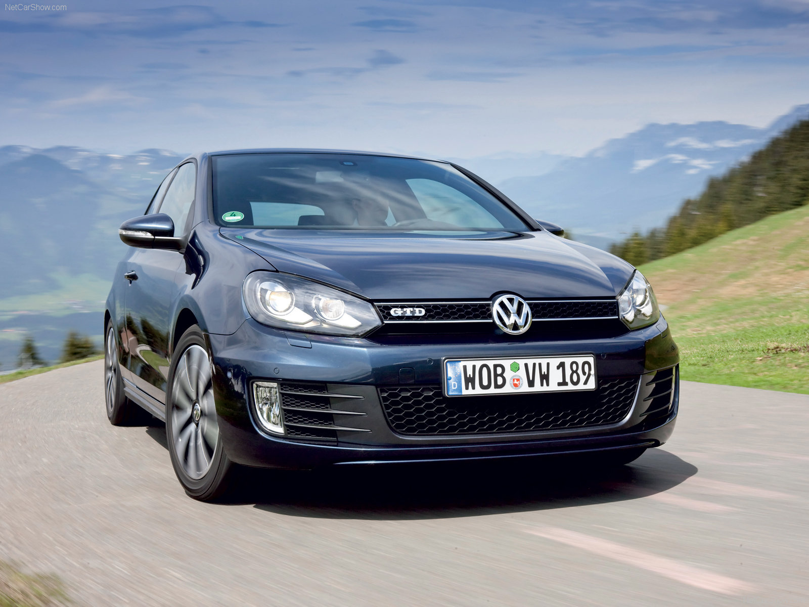 volkswagen golf gtd photos photo gallery page 3. Black Bedroom Furniture Sets. Home Design Ideas