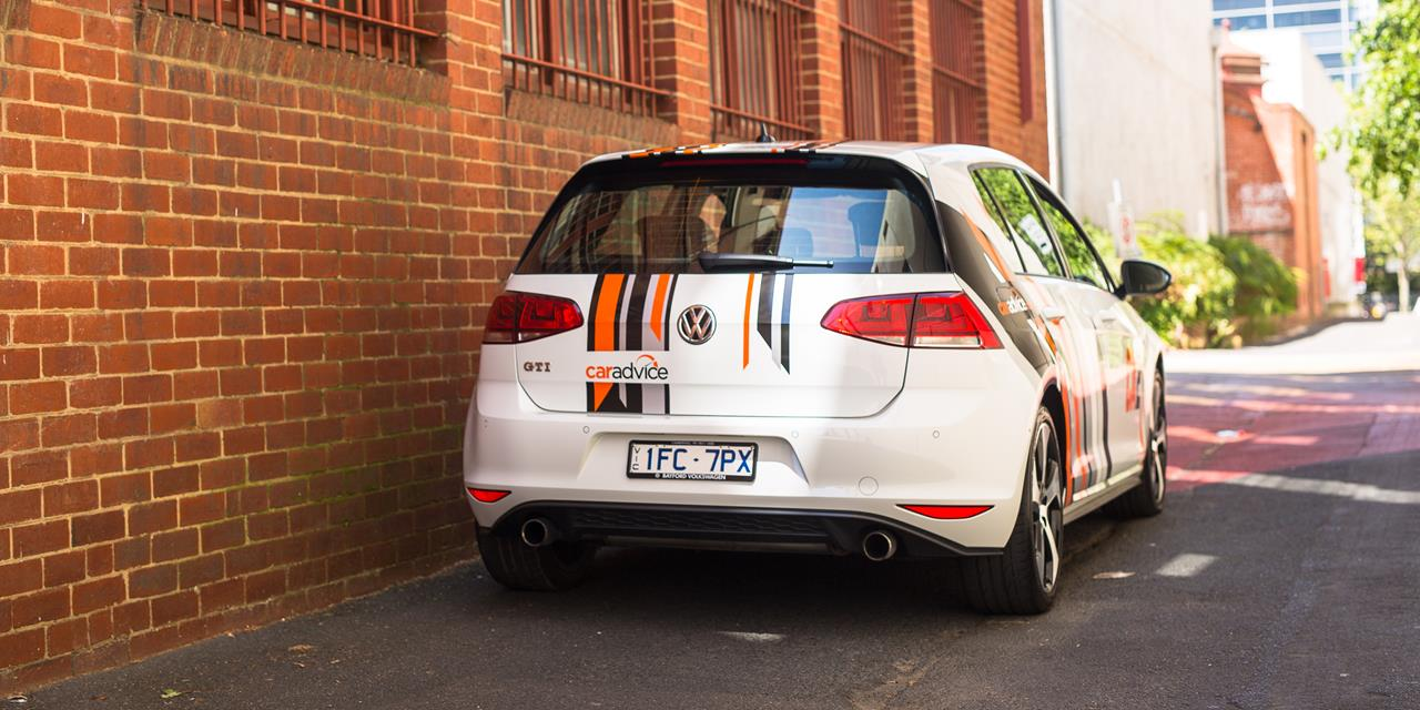 Volkswagen Golf GTI photo 171593