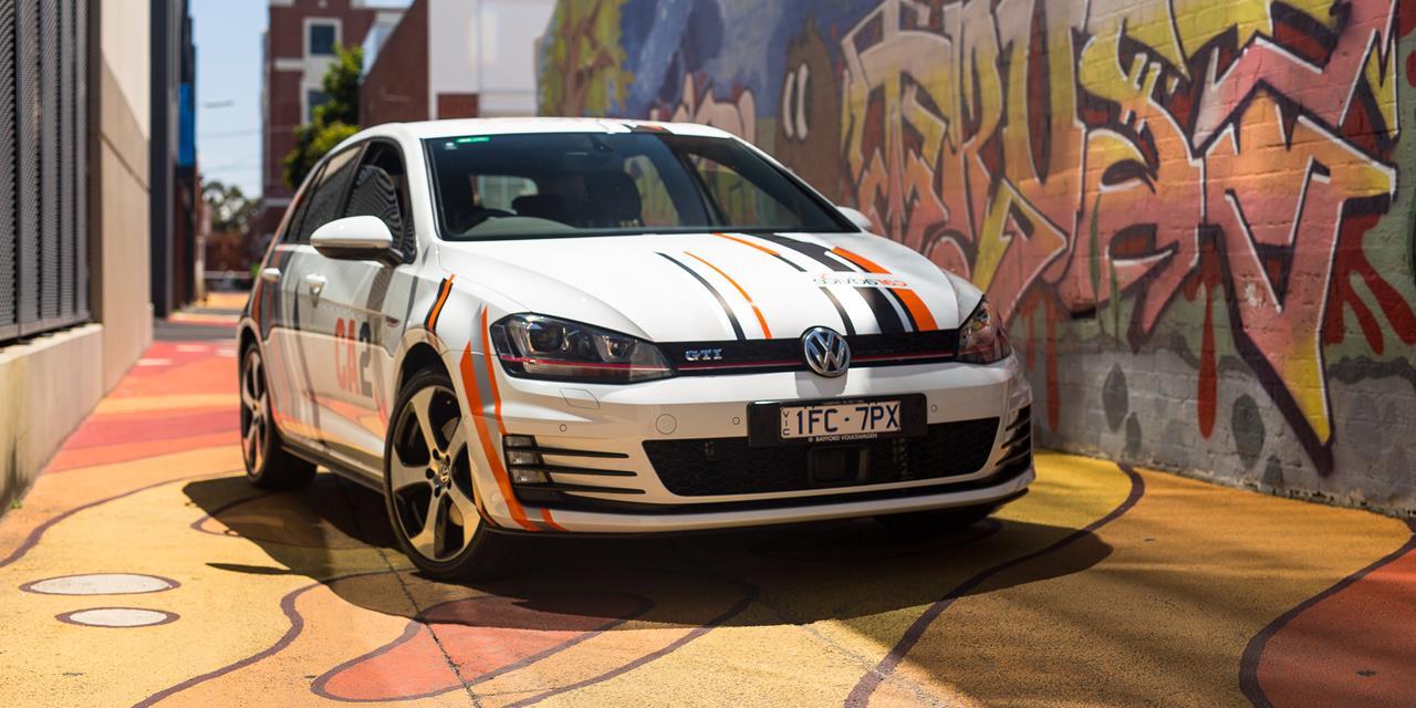 Volkswagen Golf GTI photo 171595