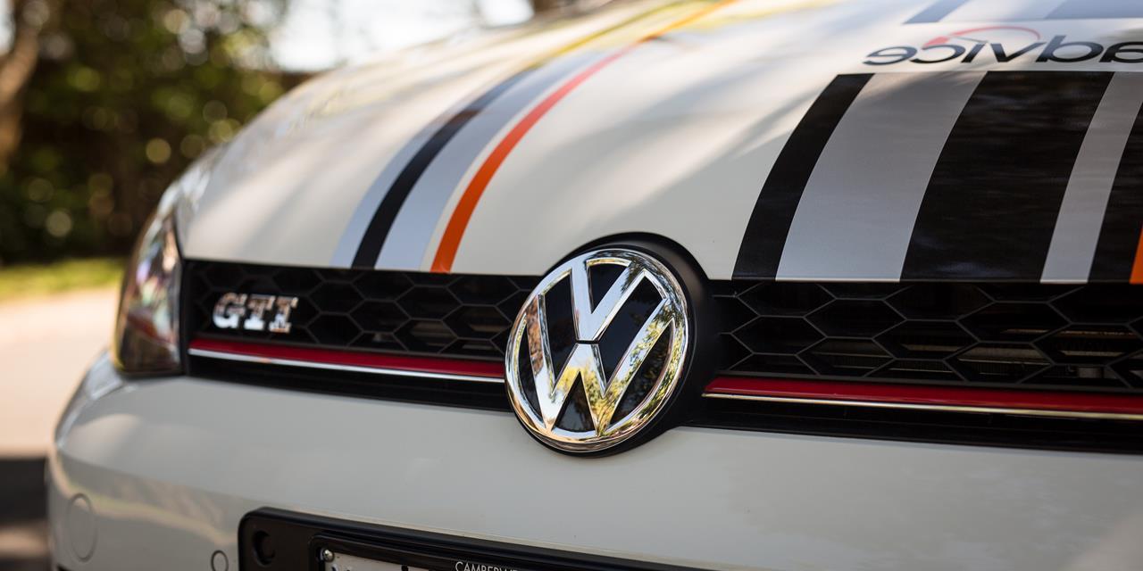 Volkswagen Golf GTI photo 171596