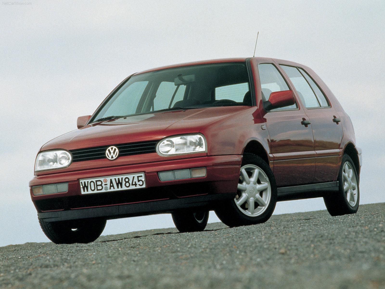 Volkswagen Golf III photos - PhotoGallery with 11 pics ...