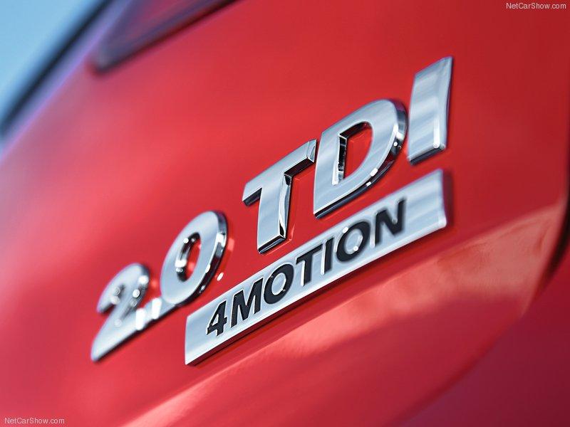 Полноприводный VW Golf оснастили Хальдек…