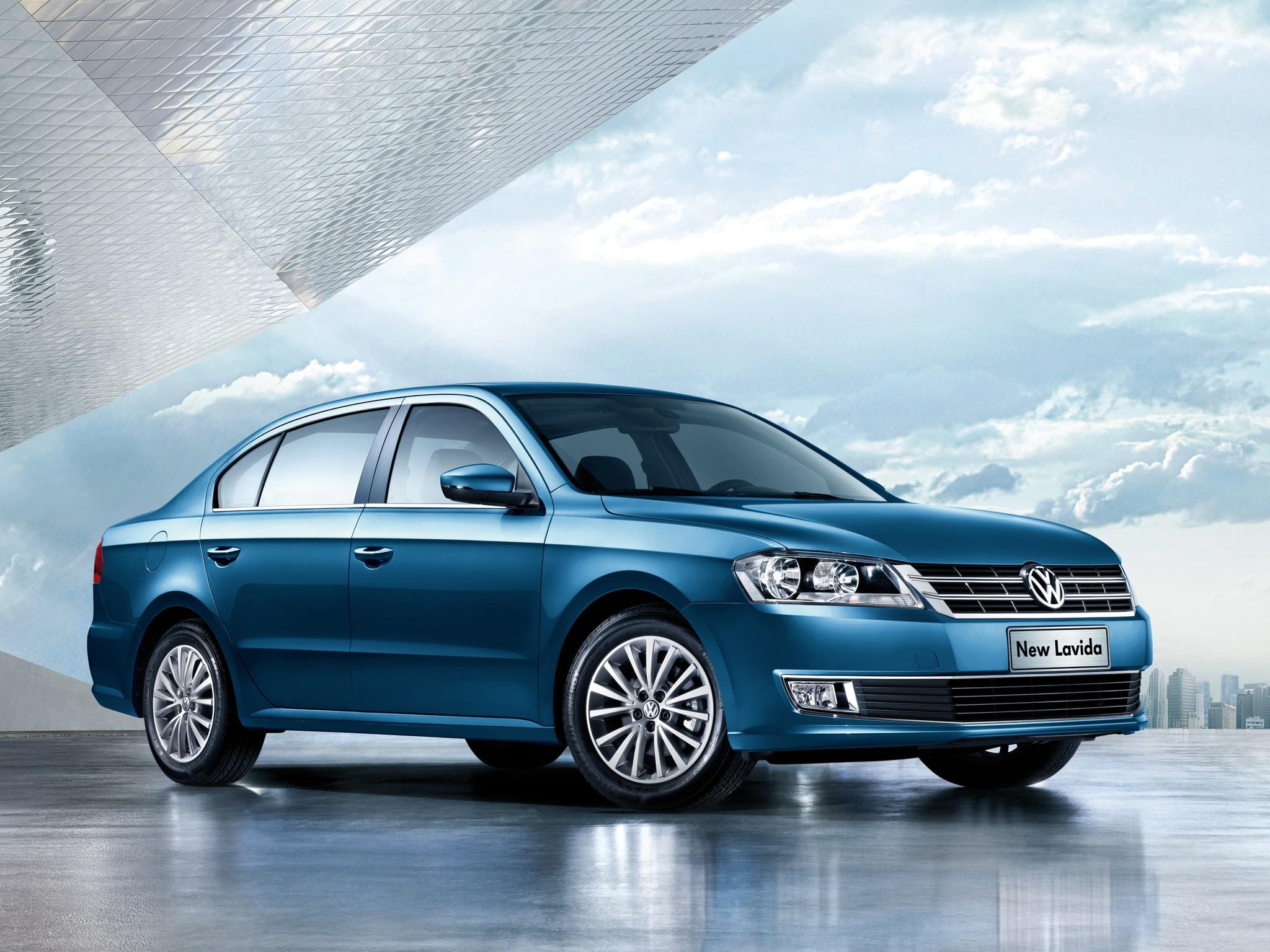 Volkswagen Lavida photos - PhotoGallery with 12 pics ...