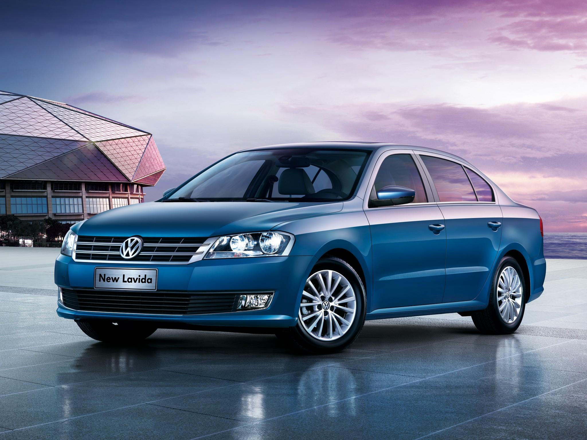Volkswagen Lavida photos - PhotoGallery with 12 pics| CarsBase.com
