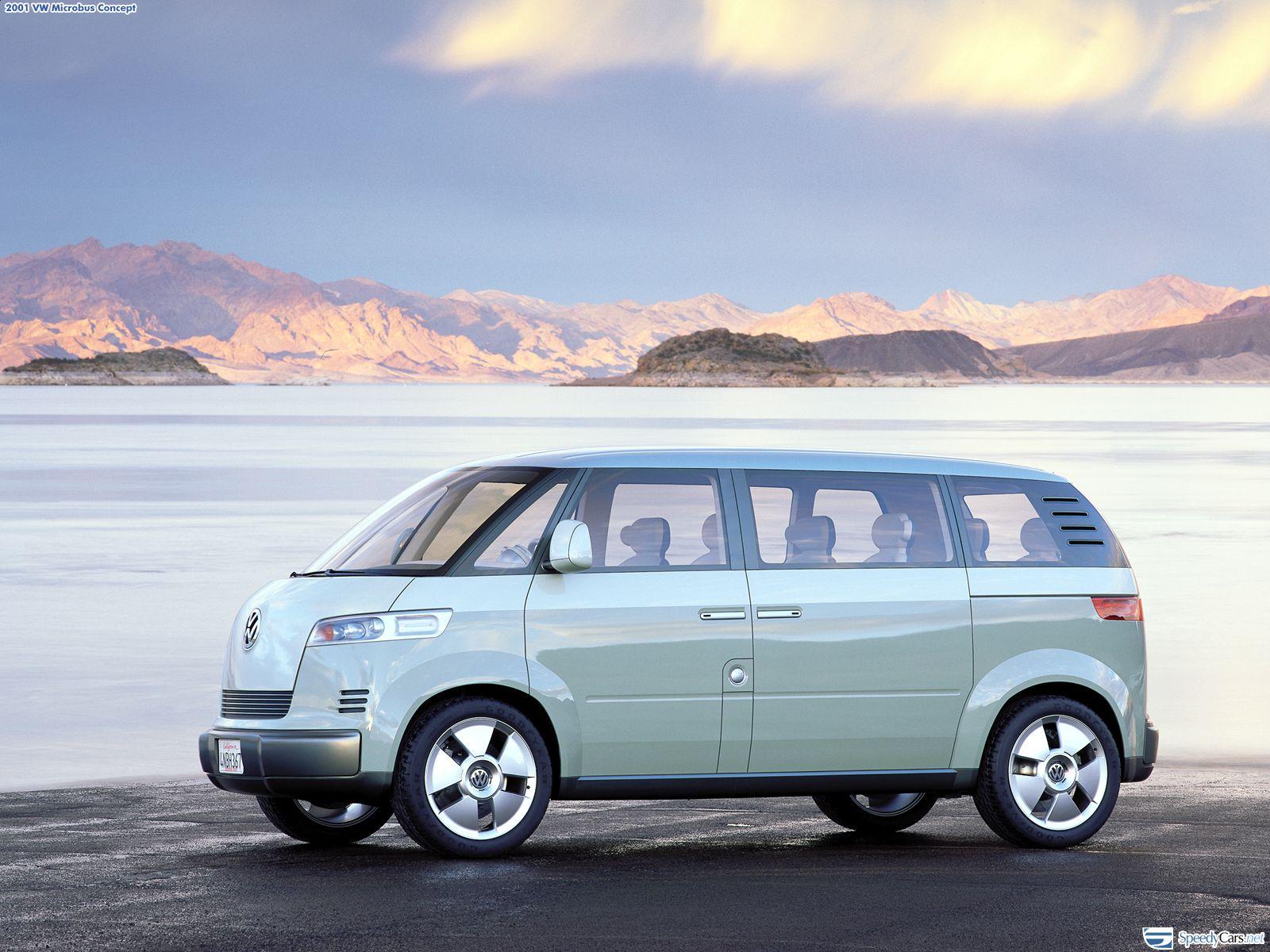 Volkswagen Microbus Photos Photogallery With 5 Pics