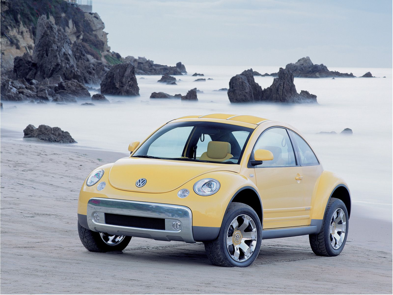 Volkswagen New Beetle Dune photos - PhotoGallery with 17 pics| CarsBase.com