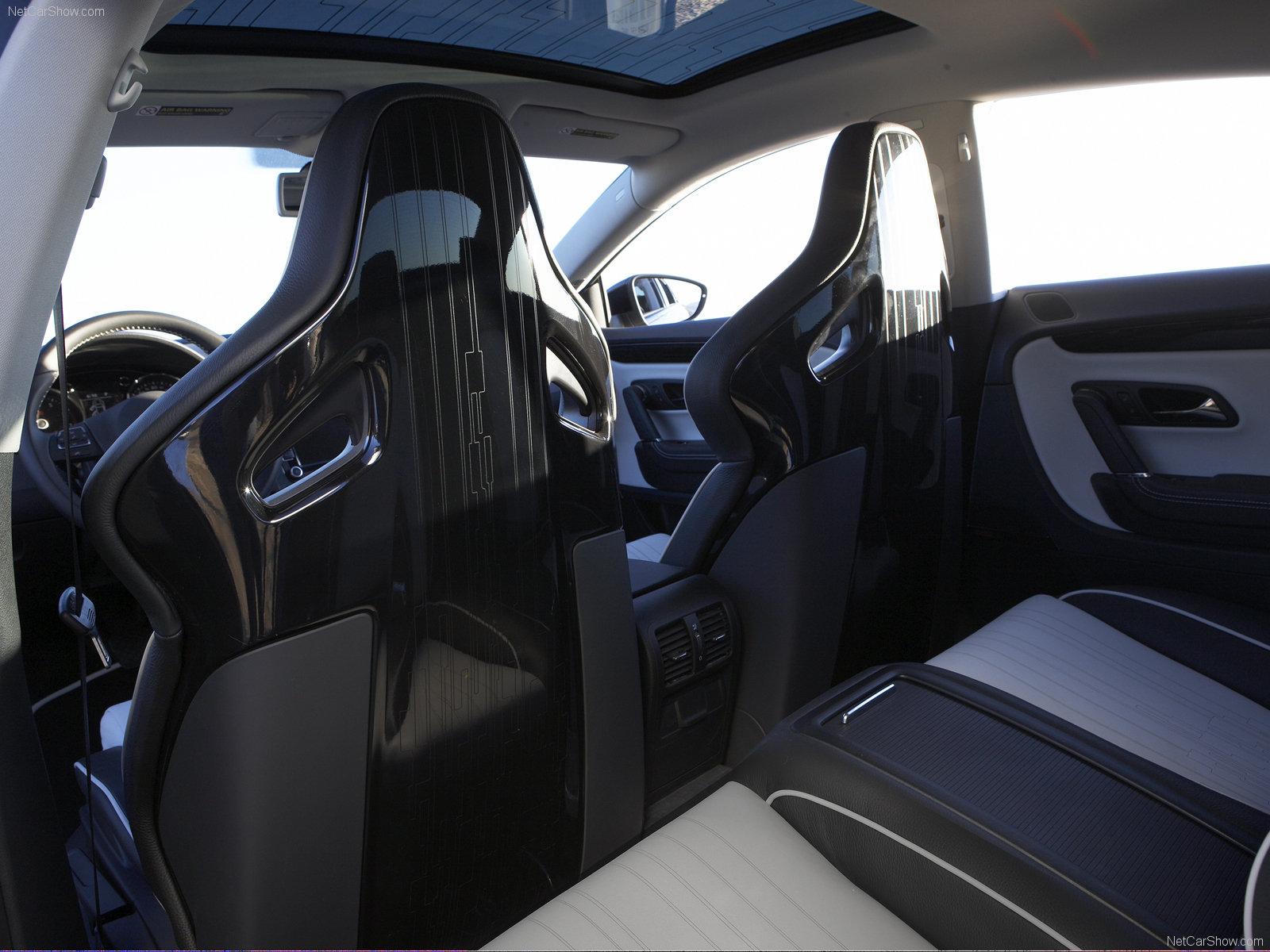 Volkswagen Passat CC Performance Concept photos - PhotoGallery with 5 pics| CarsBase.com