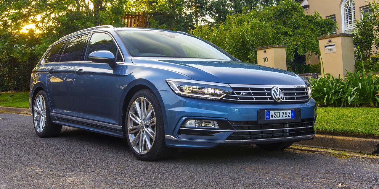 Volkswagen Passat photo 169918