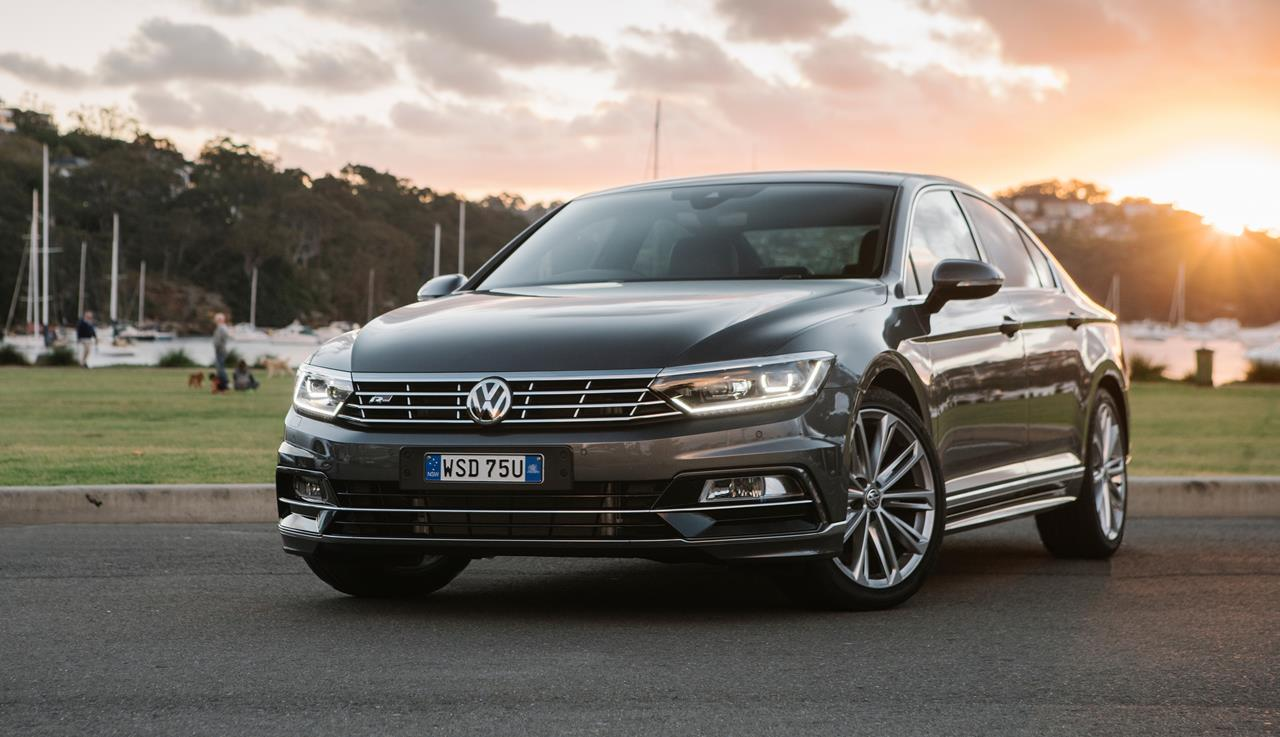 Volkswagen Passat photo 169923