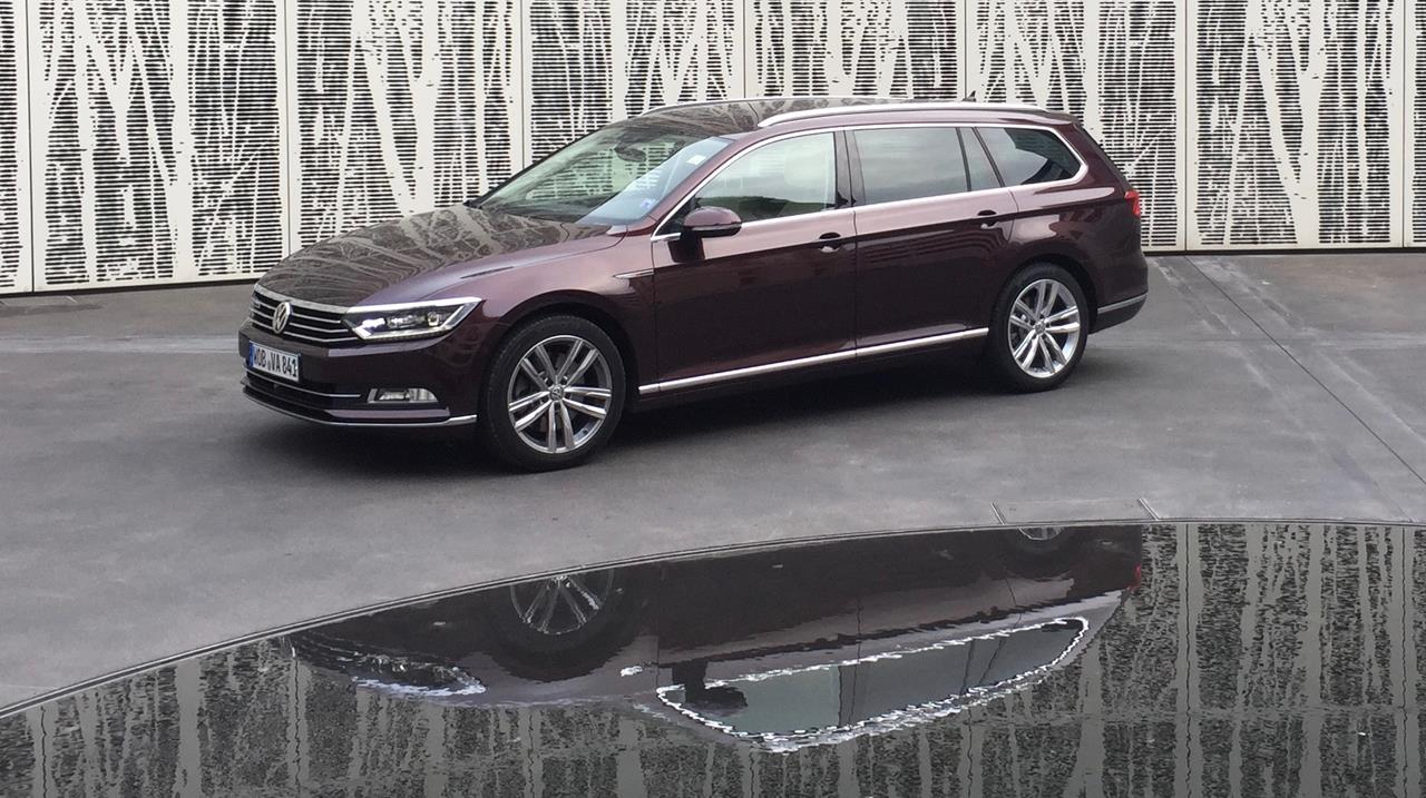 Volkswagen Passat photo 169925