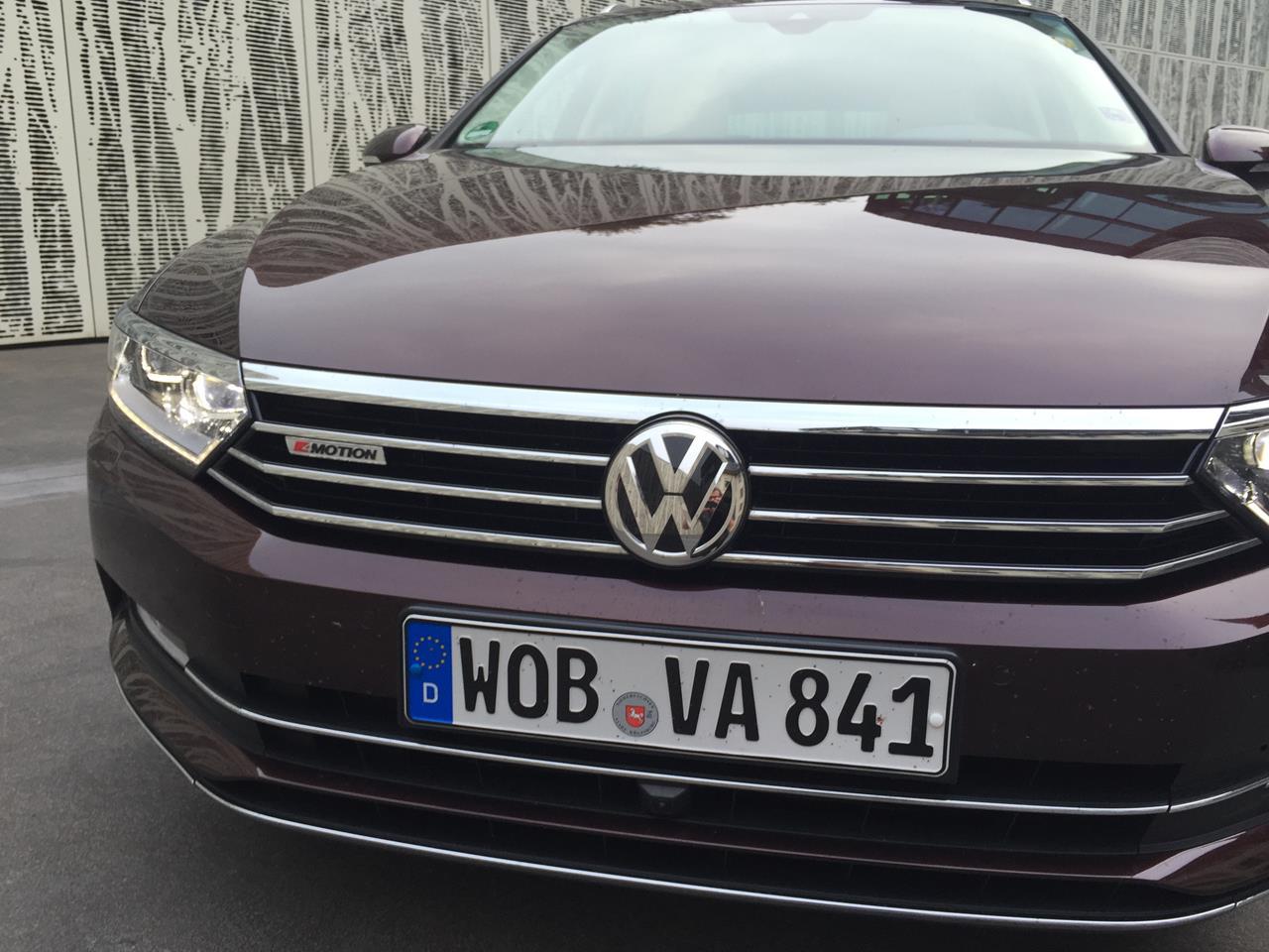 Volkswagen Passat photo 169927