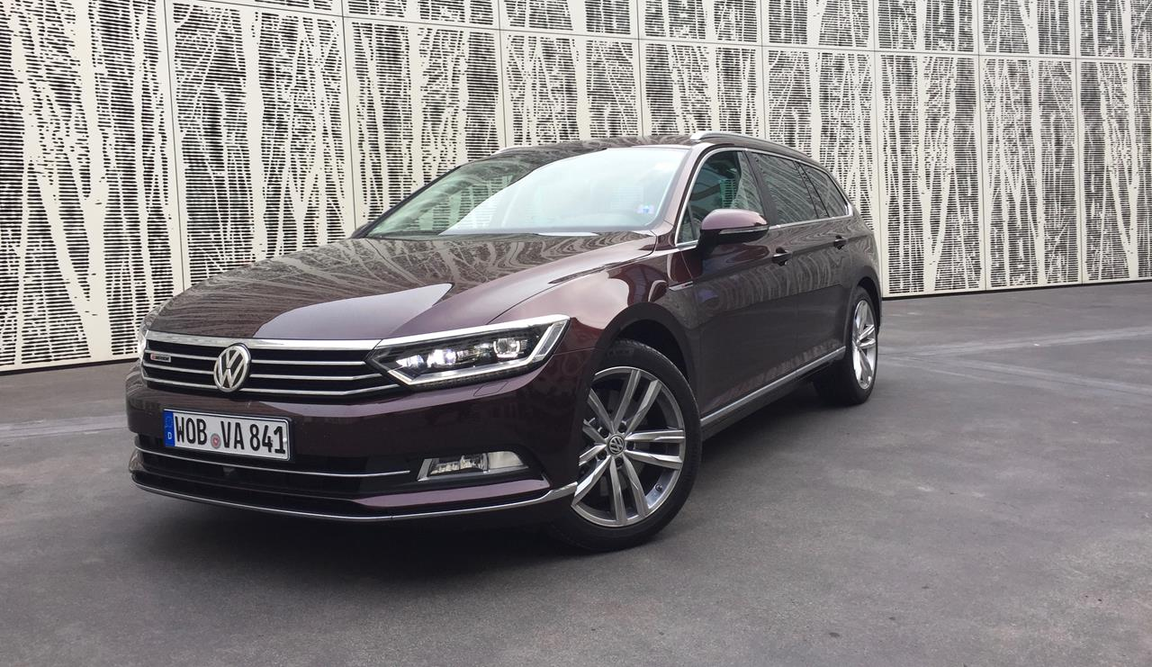 Volkswagen Passat photo 169928