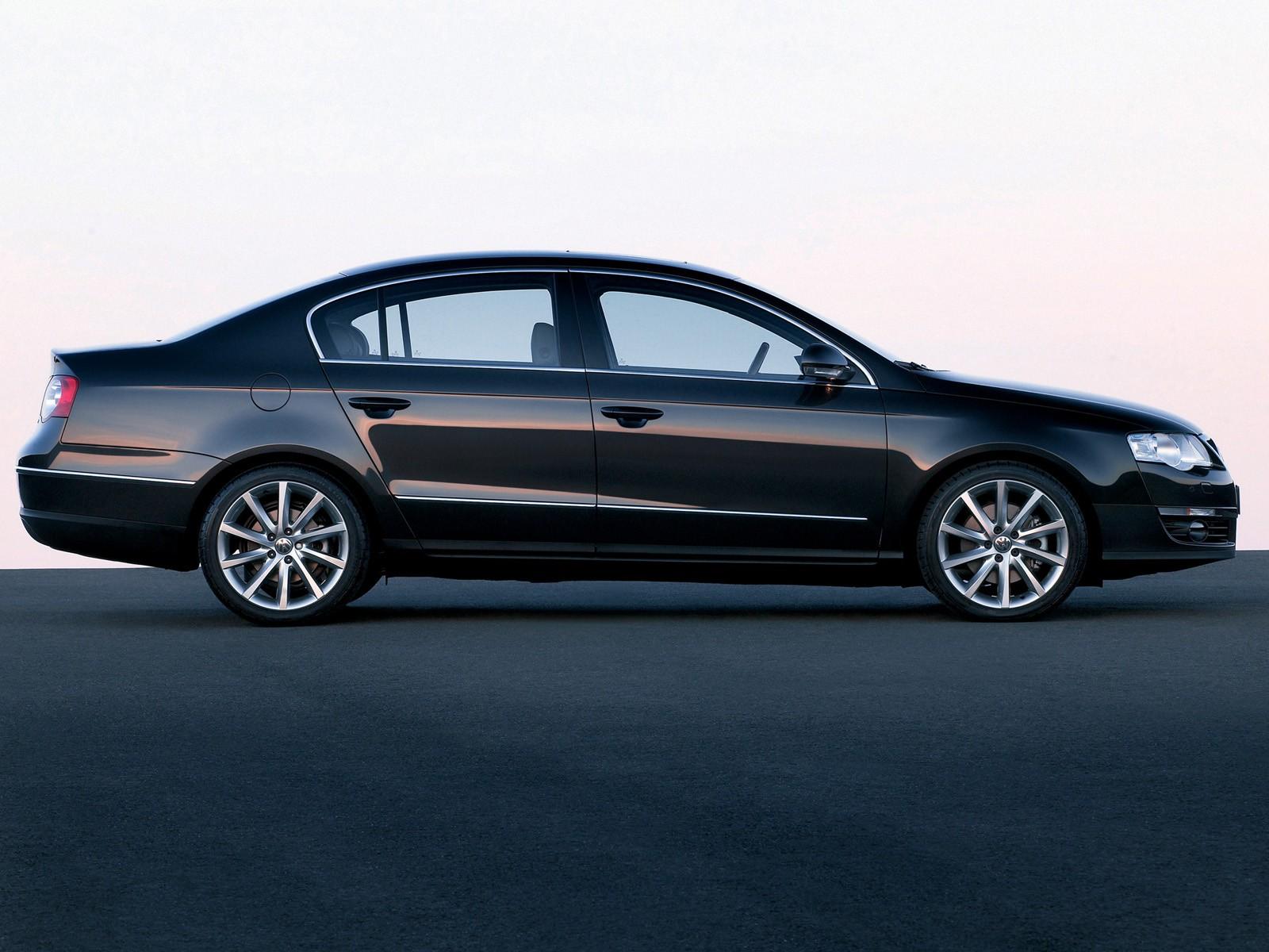 IMAGE Volkswagen Passat