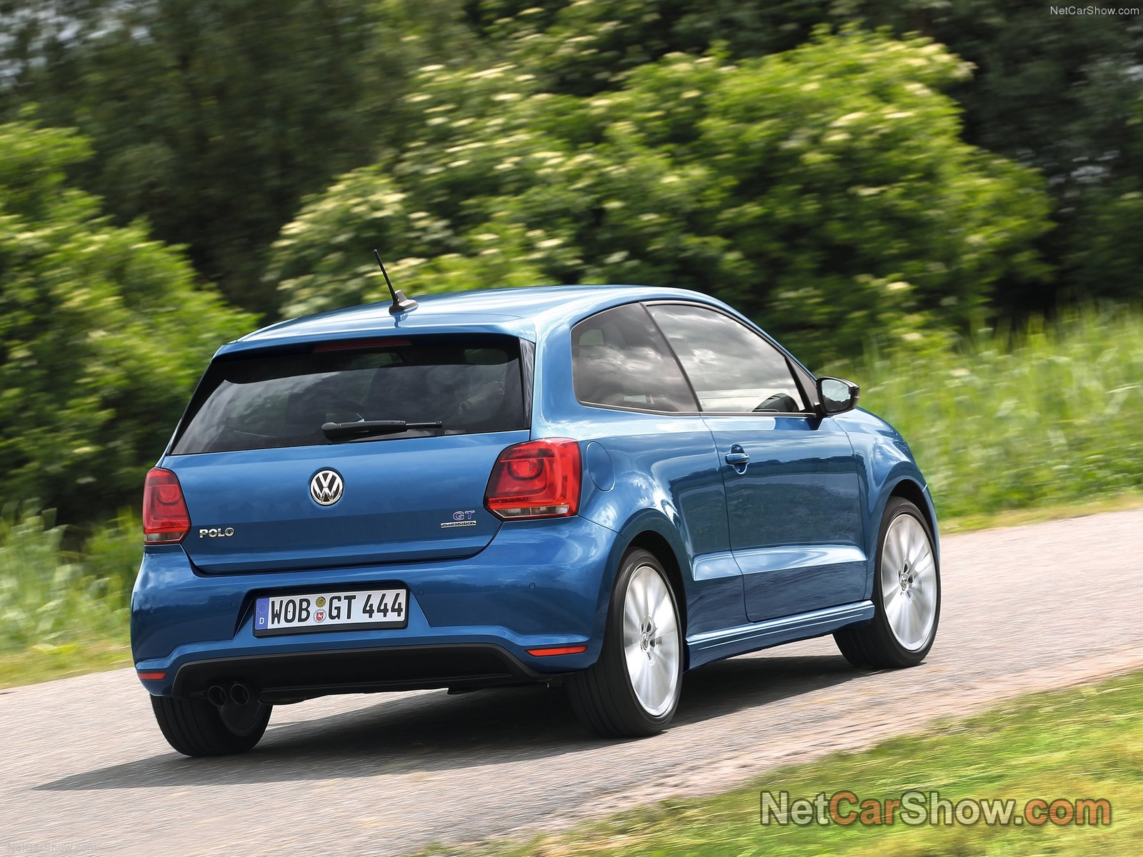 volkswagen polo blue gt picture 93268 volkswagen photo gallery. Black Bedroom Furniture Sets. Home Design Ideas