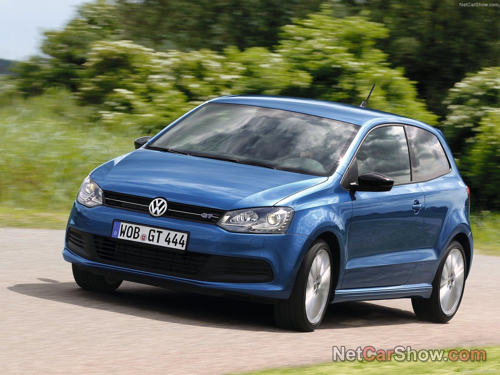 Volkswagen Polo Blue GT picture # 93271 | Volkswagen photo ...