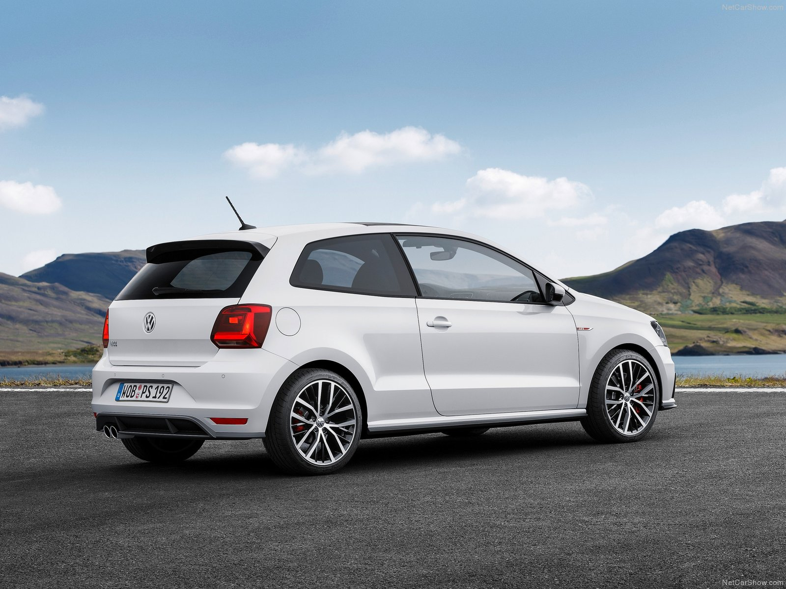 Volkswagen Polo Gti Photos Photogallery With 52 Pics