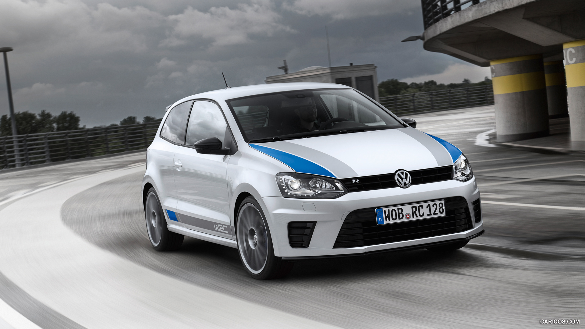 volkswagen polo r wrc street photos photo gallery page 2. Black Bedroom Furniture Sets. Home Design Ideas