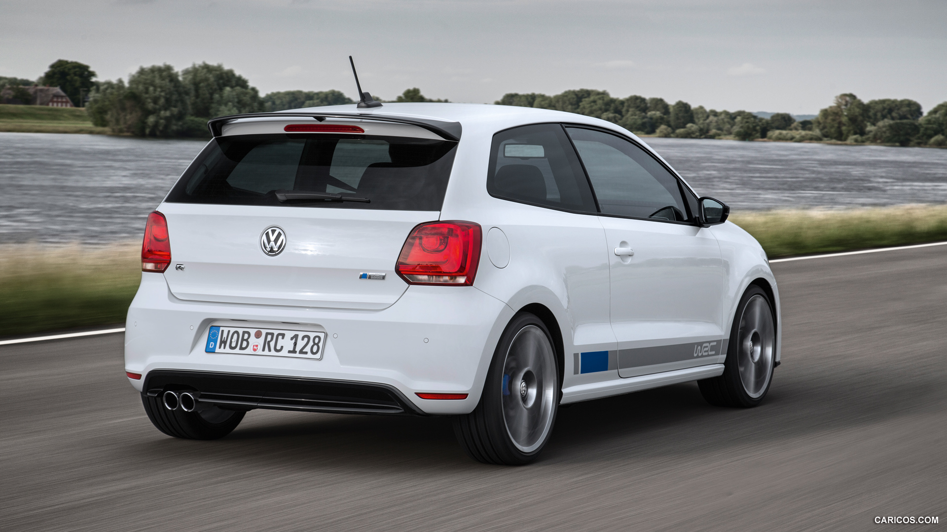 volkswagen polo r wrc street photos photogallery with 69 pics. Black Bedroom Furniture Sets. Home Design Ideas