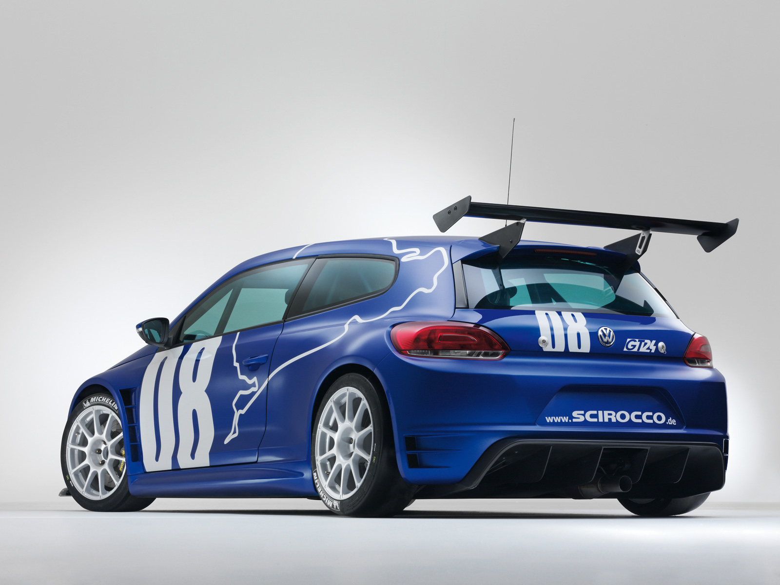 Volkswagen Scirocco GT24 photo 55054