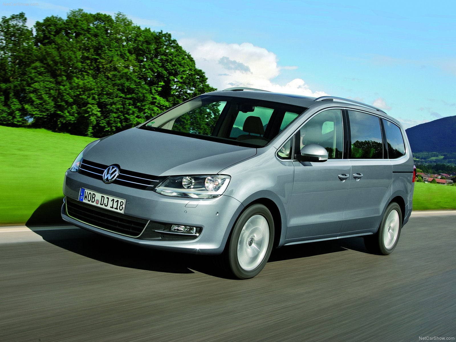 Volkswagen Sharan photo 74480