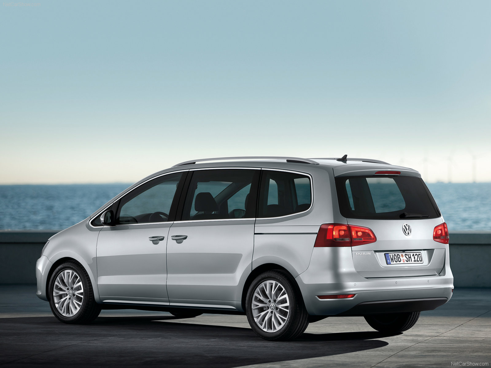 Volkswagen Sharan photo 74489