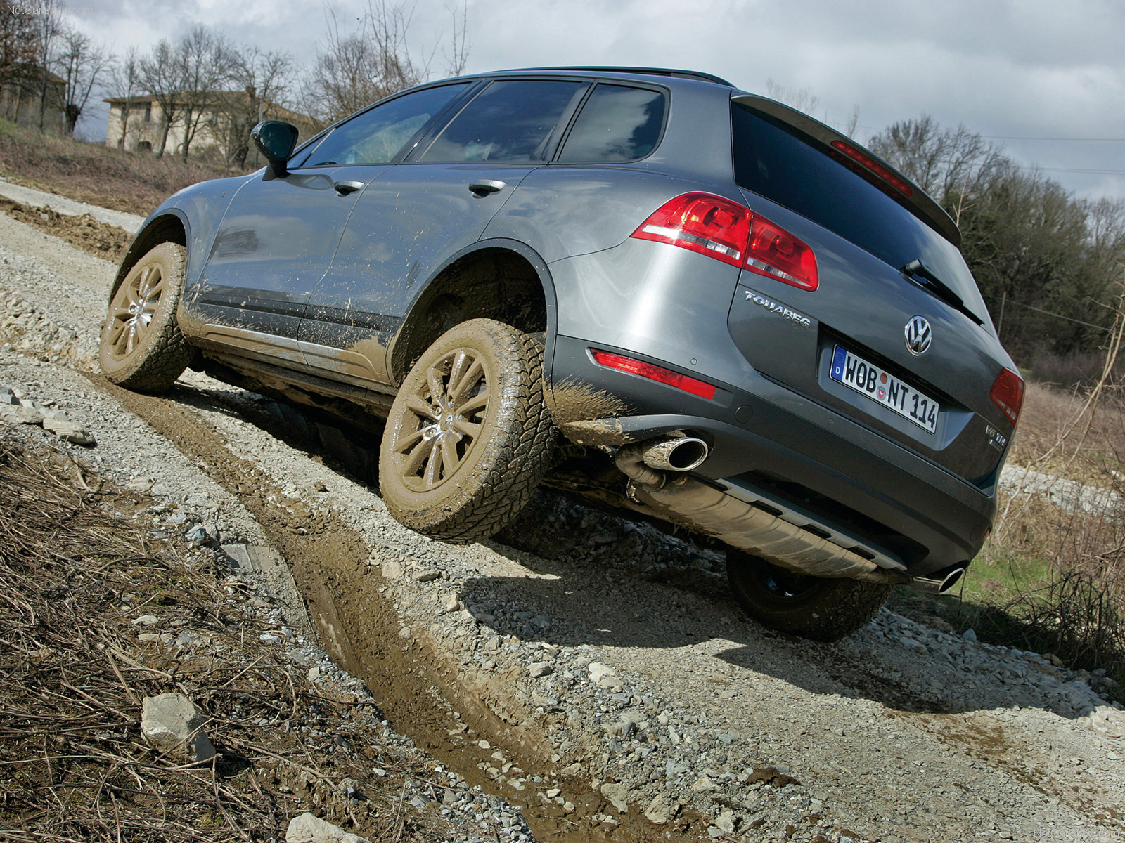 Finance offers on vw tiguans and touaregs