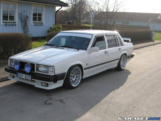 Volvo 744 photos - PhotoGallery with 6 pics| CarsBase.com